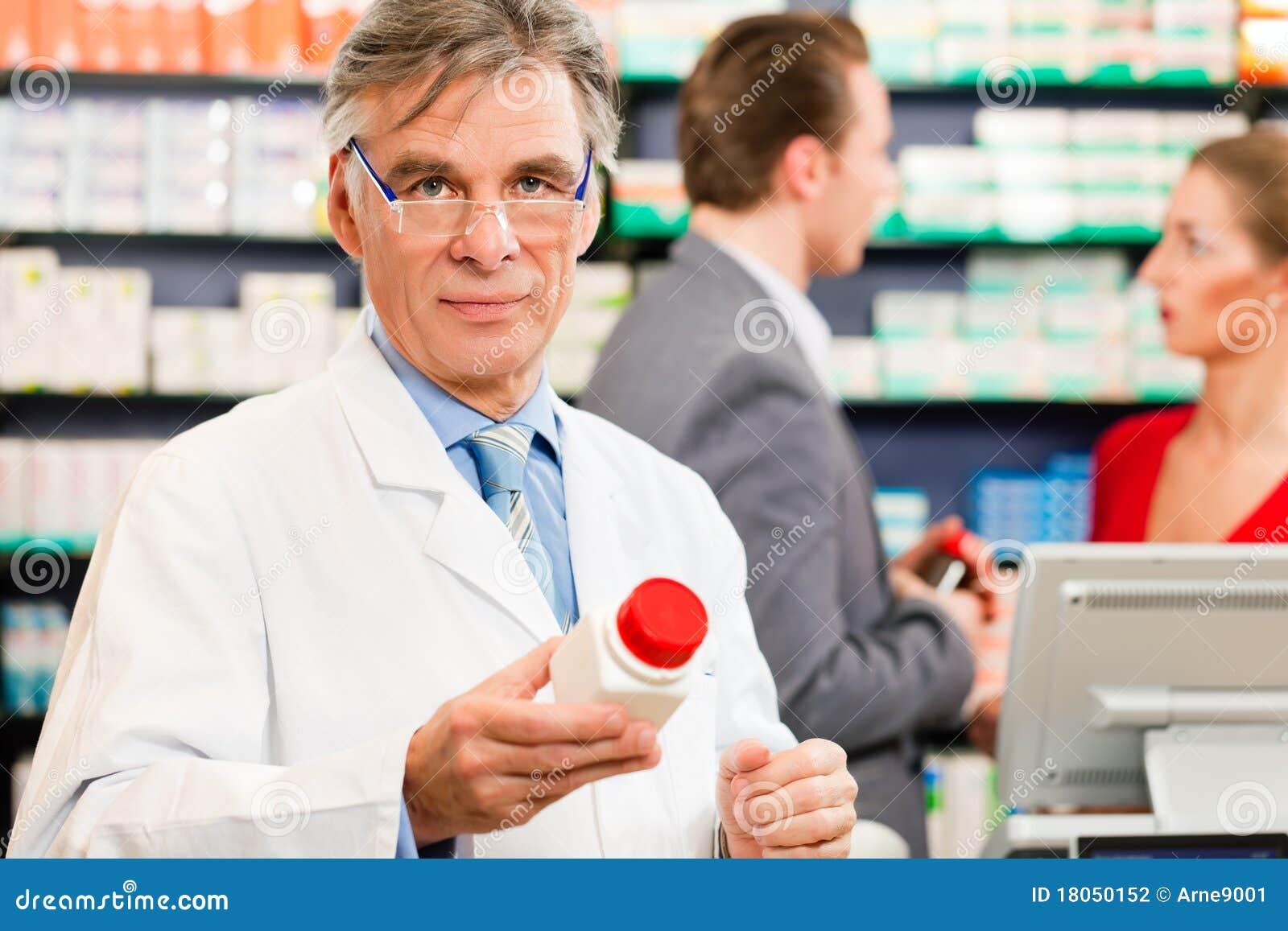 φαρμακείο φαρμακοποιών π&e
