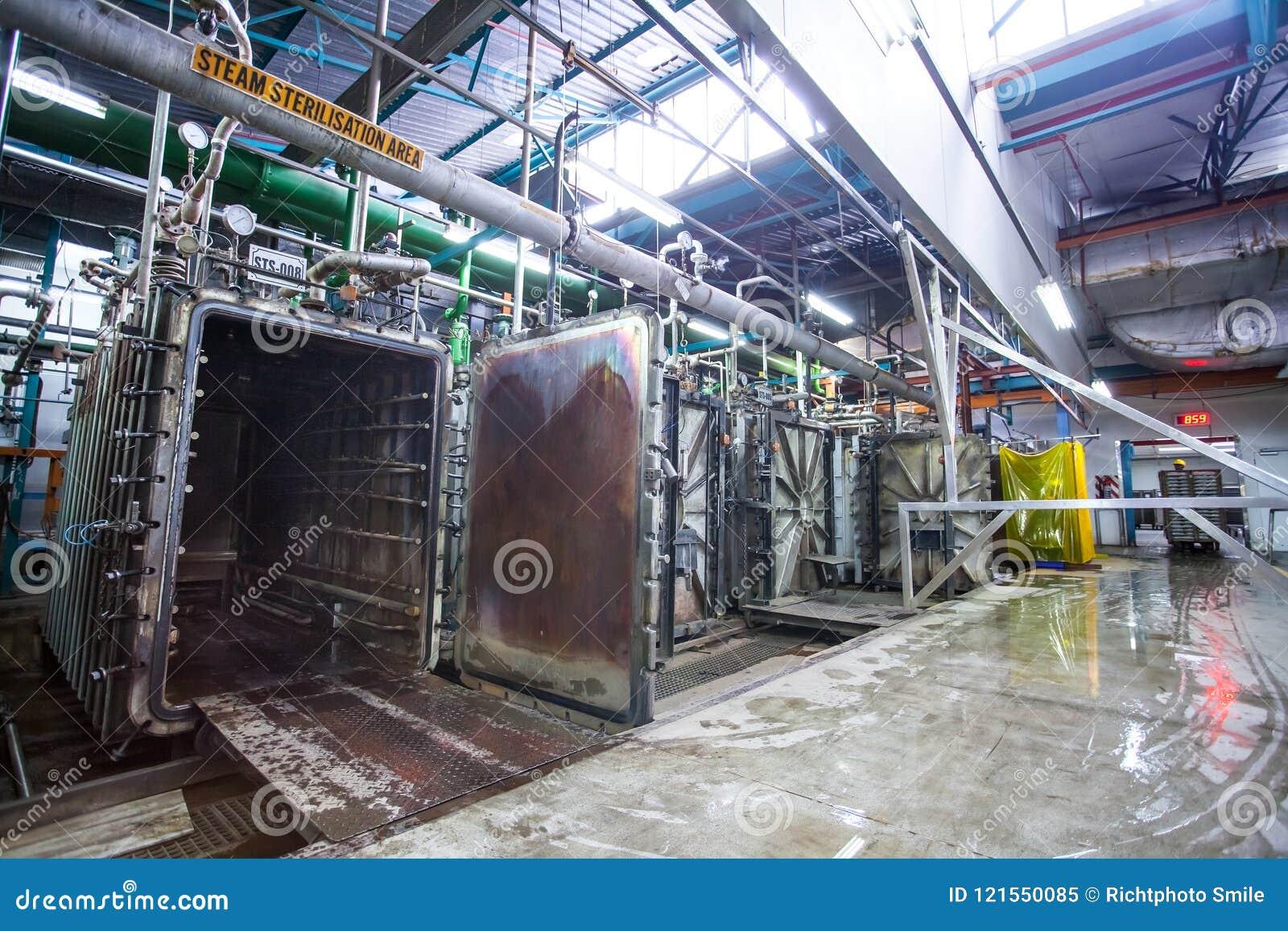 Φαρμακευτικό εσωτερικό εγκαταστάσεων κατασκευής