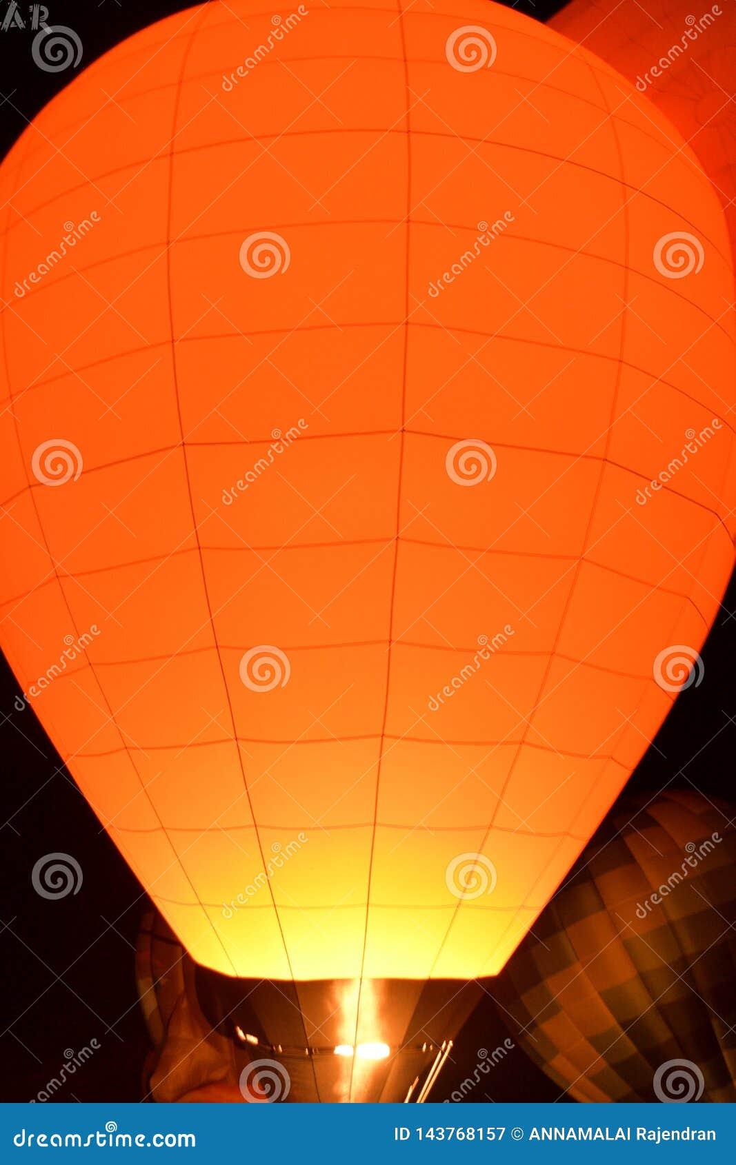 Φεστιβάλ μπαλονιών ζεστού αέρα