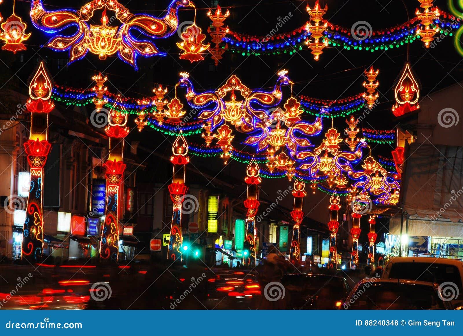 Φεστιβάλ Deepavali Diwali