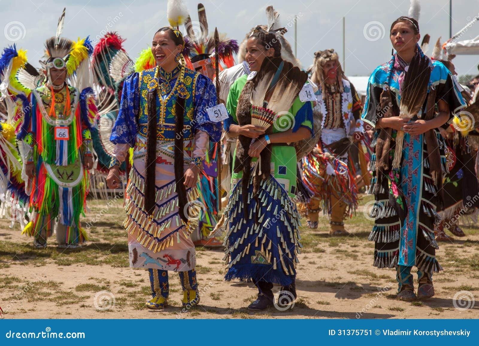 Φεστιβάλ αμερικανών ιθαγενών Powwow