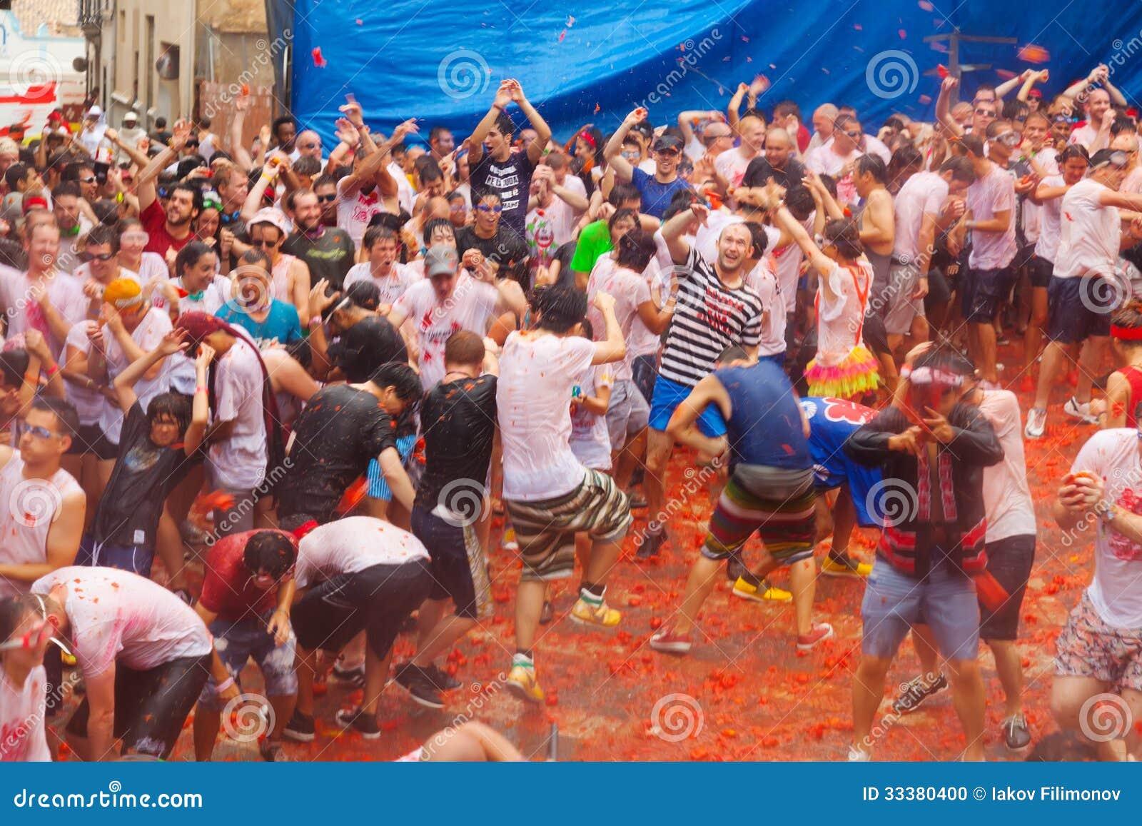 Φεστιβάλ Λα Tomatina