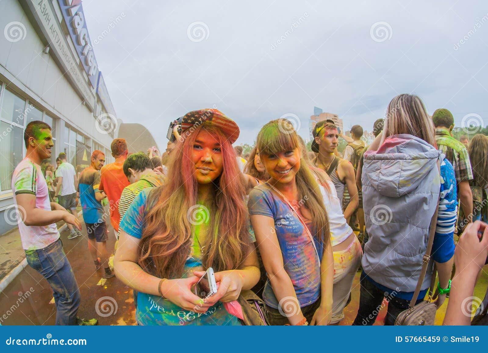φεστιβάλ χρωμάτων