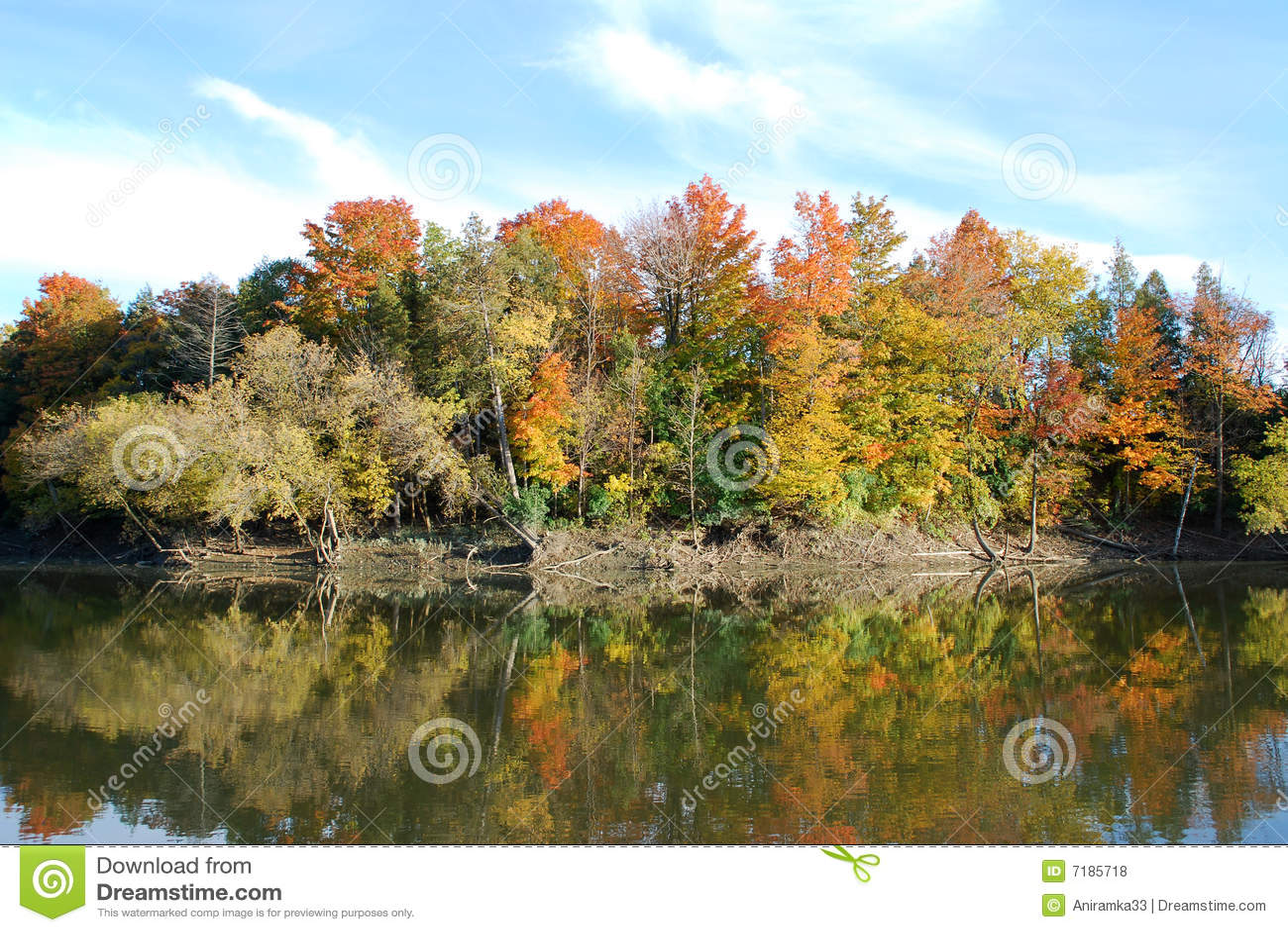 φθινόπωρο Οντάριο