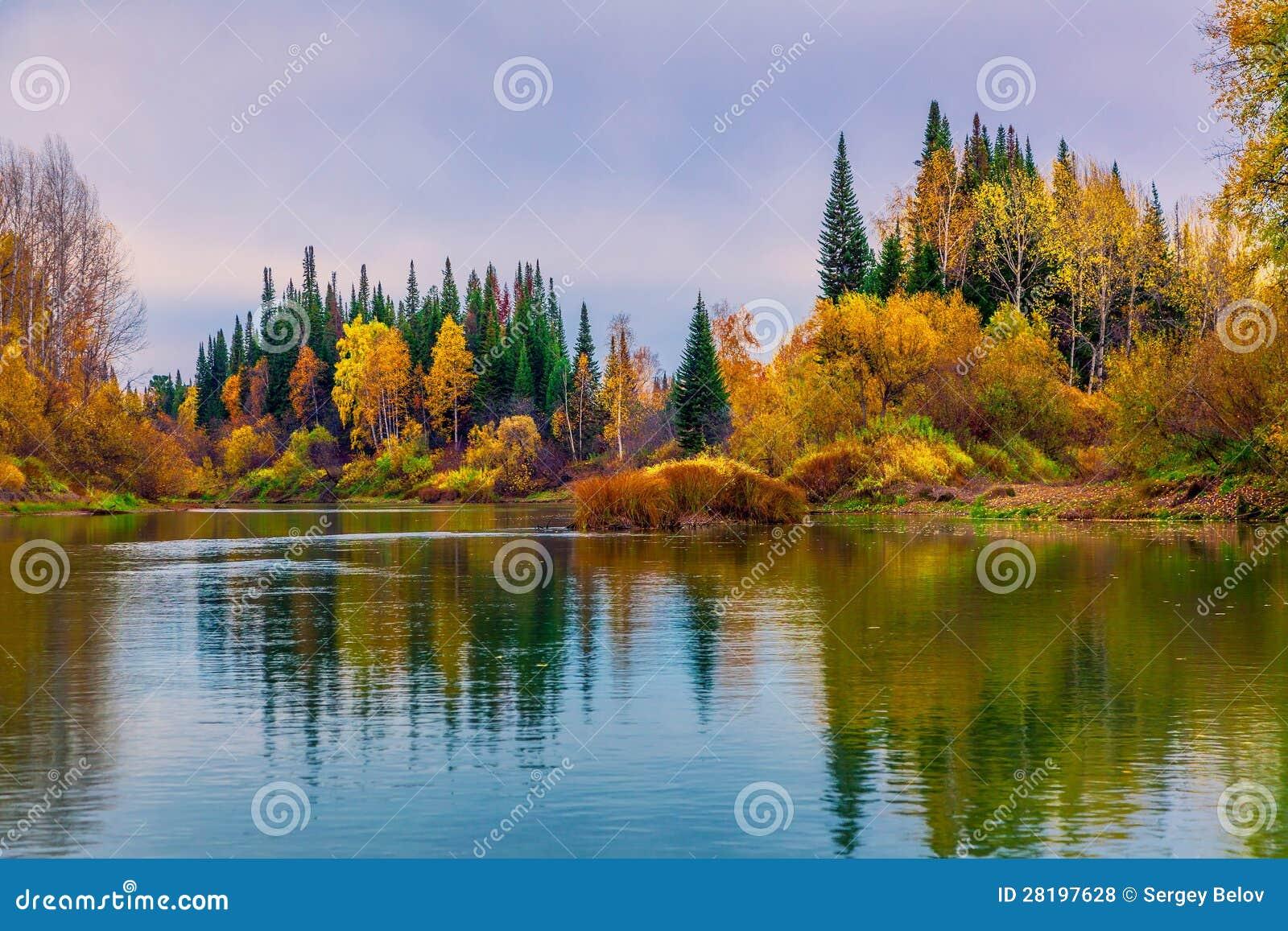 Φθινόπωρο στη Σιβηρία