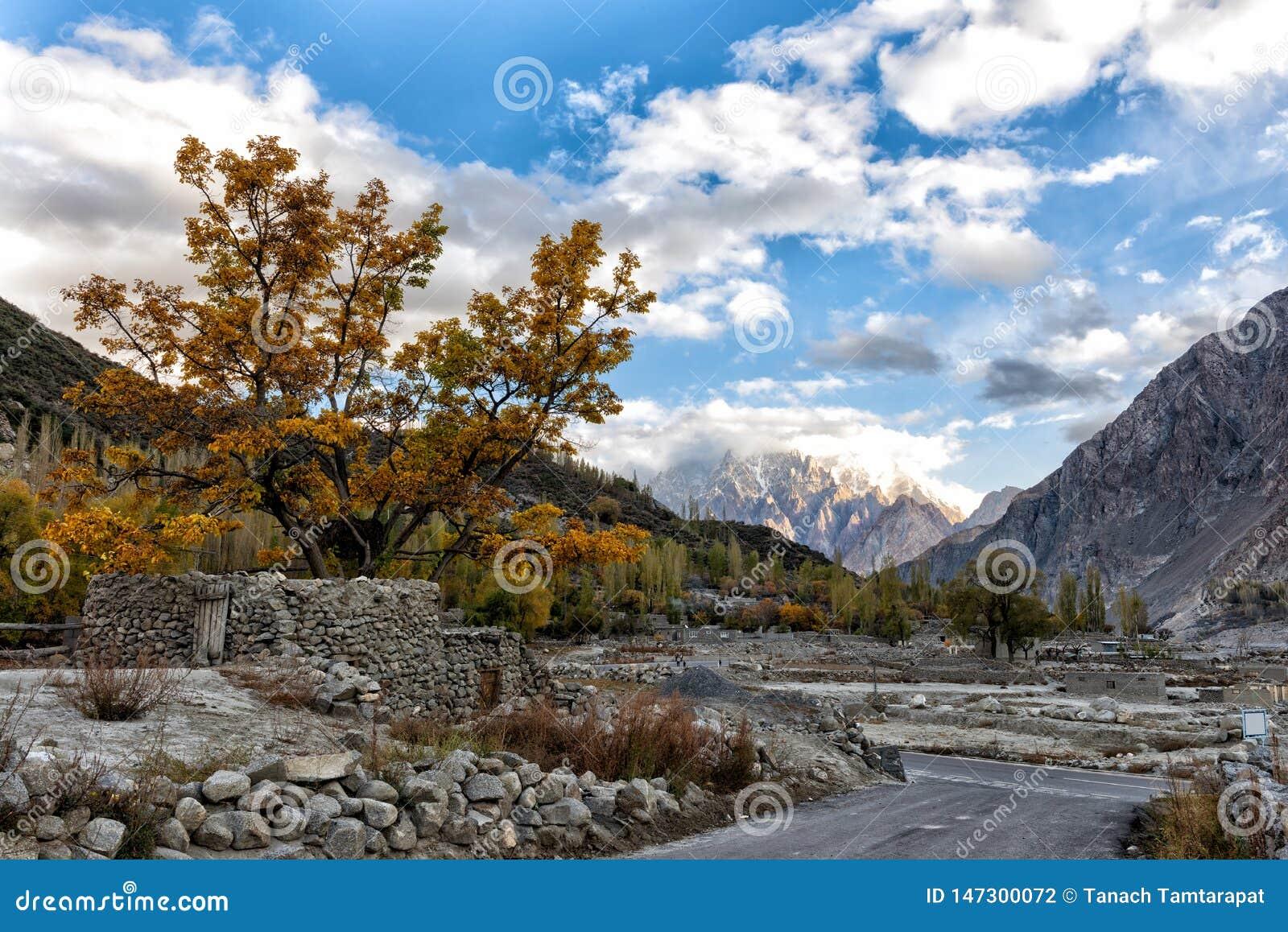 Φθινόπωρο στο Πακιστάν