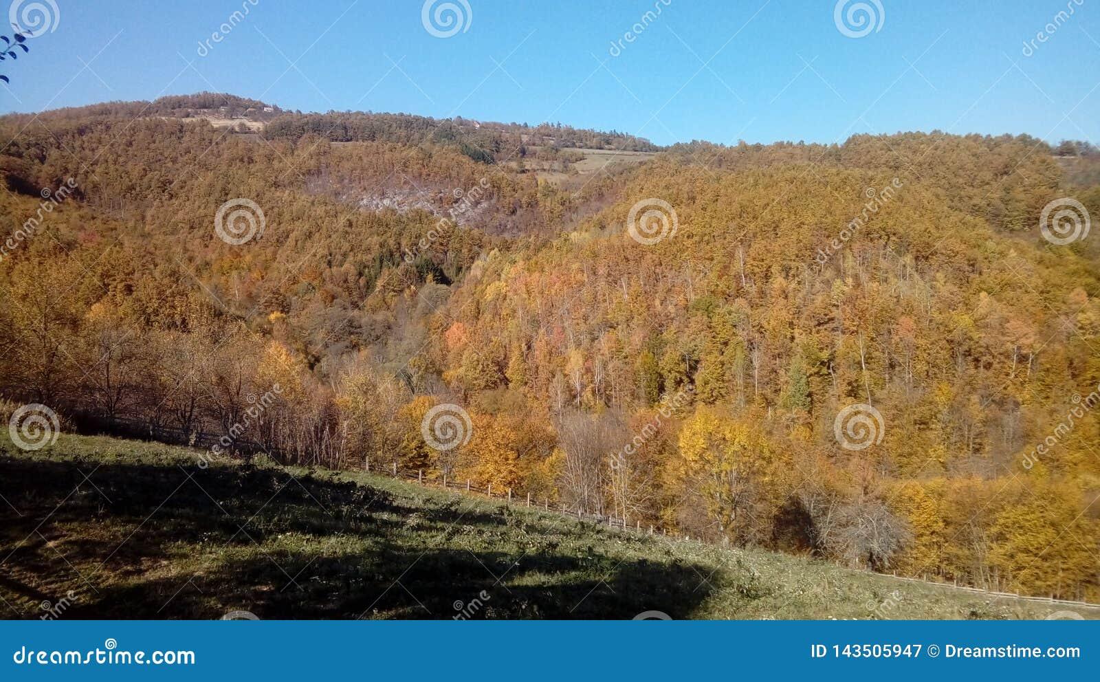 Φθινόπωρο στο χωριό μου
