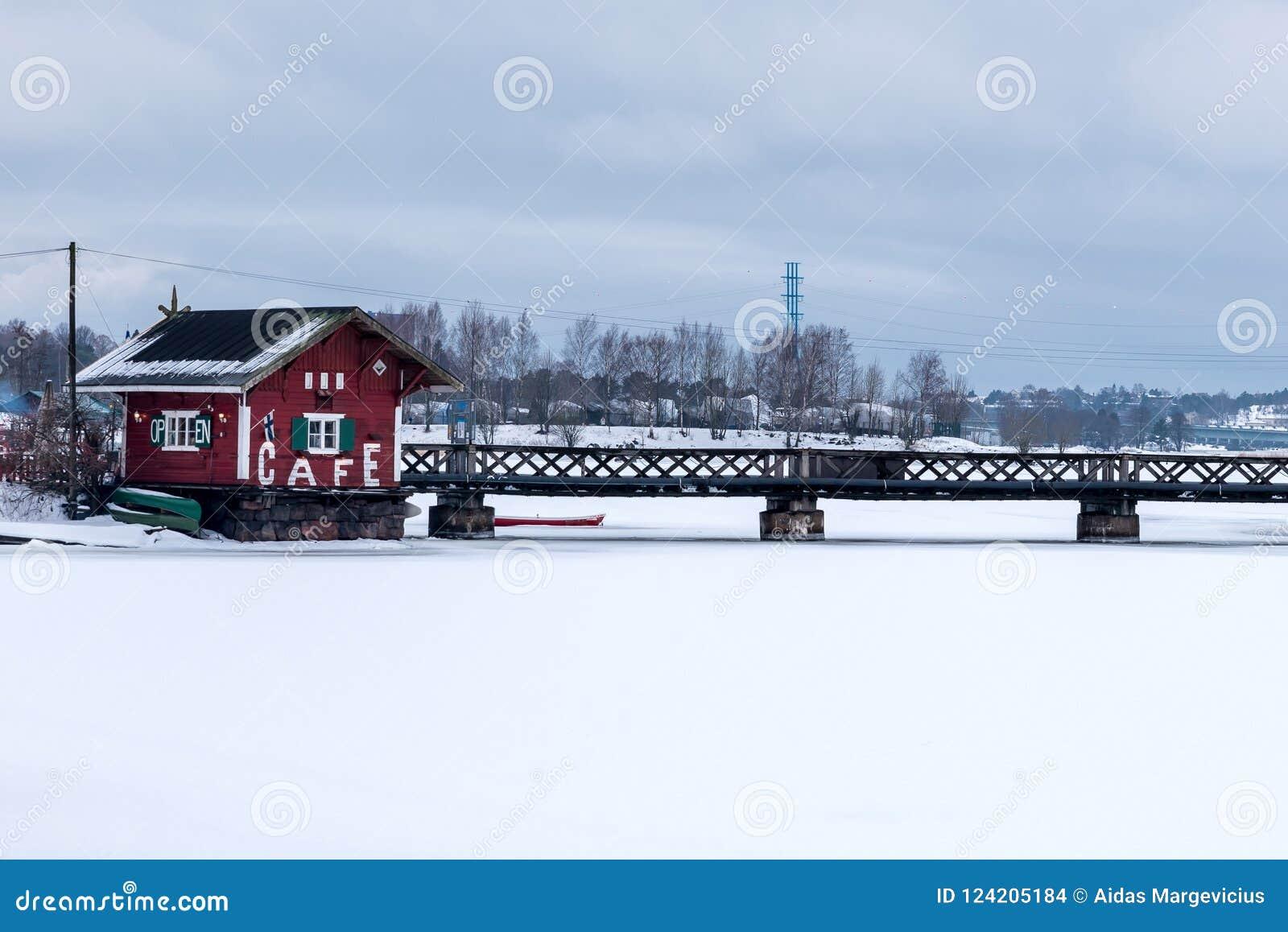 Φινλανδία το χειμώνα