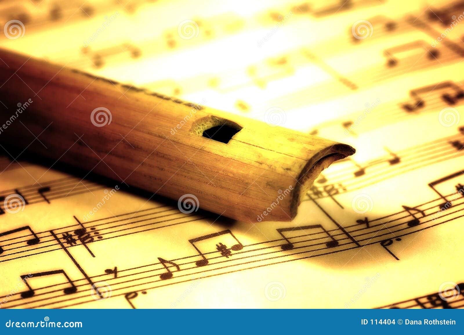 φλάουτο ξύλινο