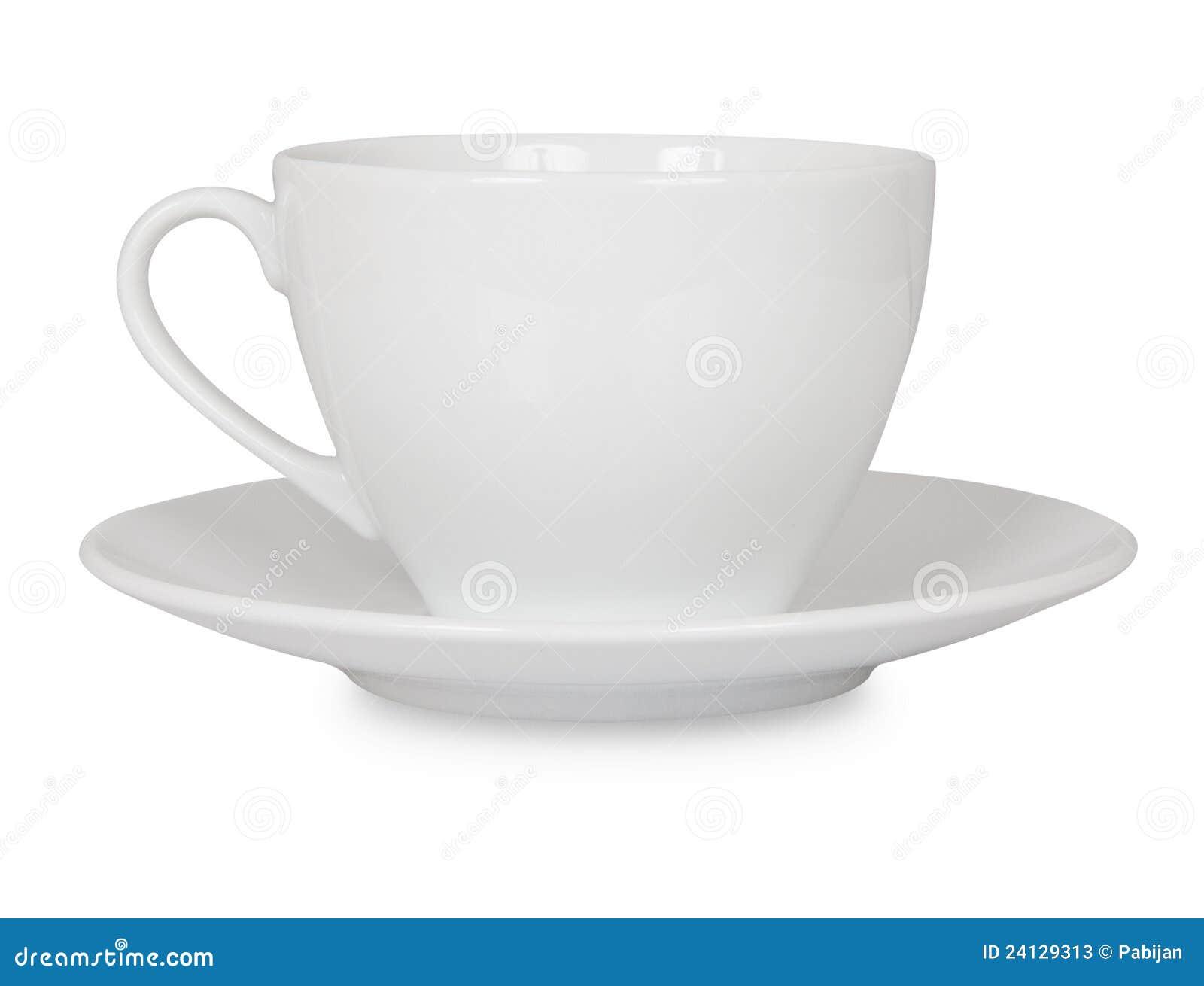 φλυτζάνι καφέ που απομονώνεται