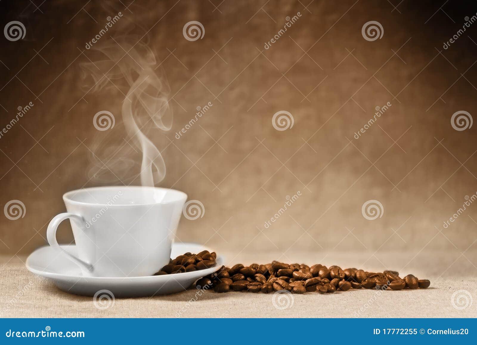 φλυτζάνι καφέ φασολιών