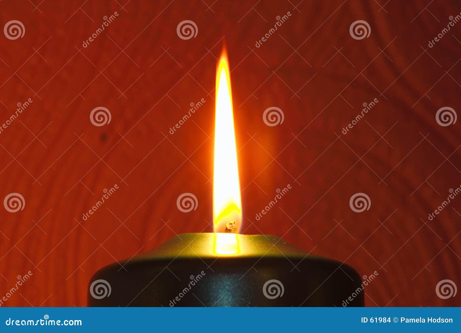 φλόγα κεριών