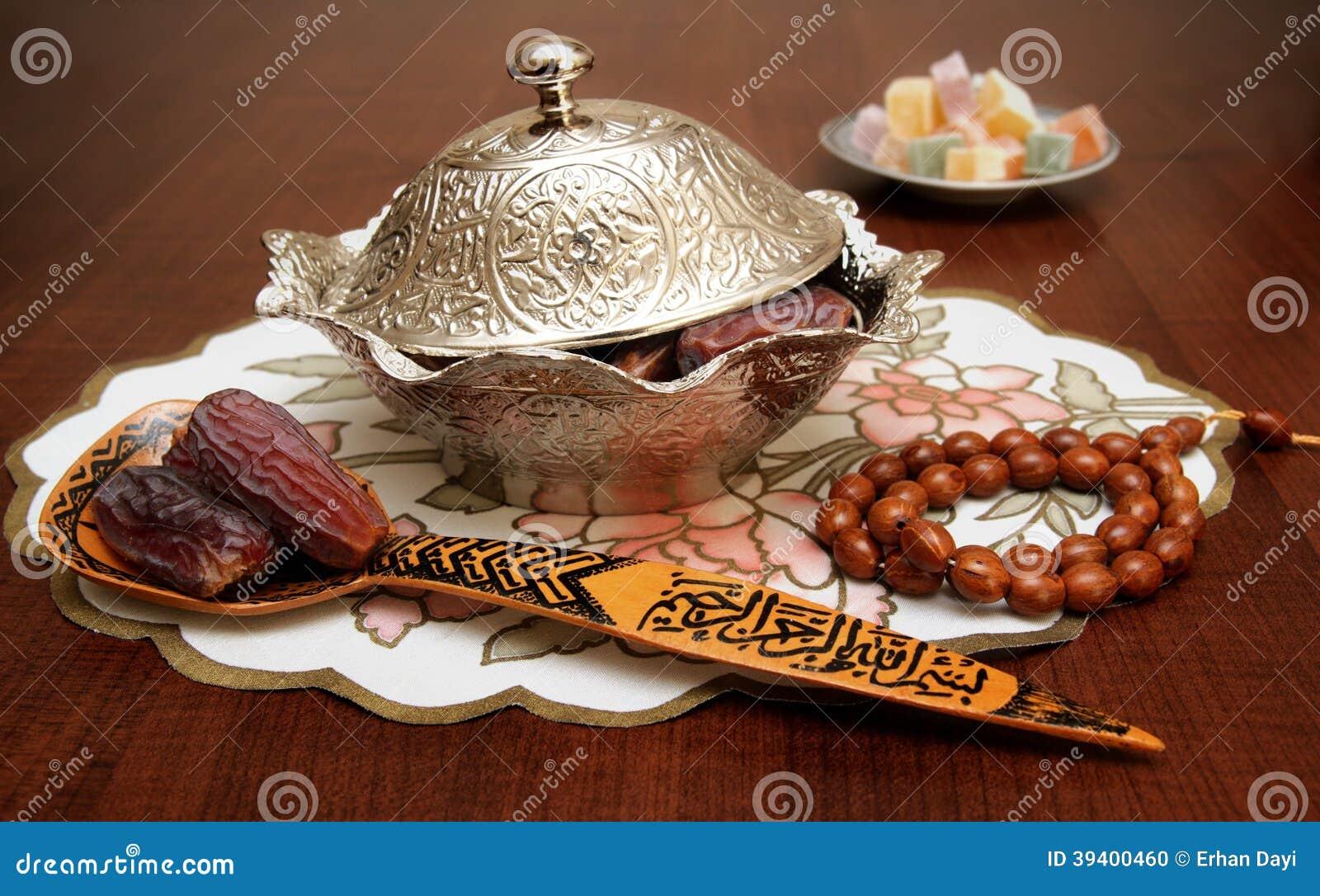 Φοίνικας-ημερομηνίες Ramadan