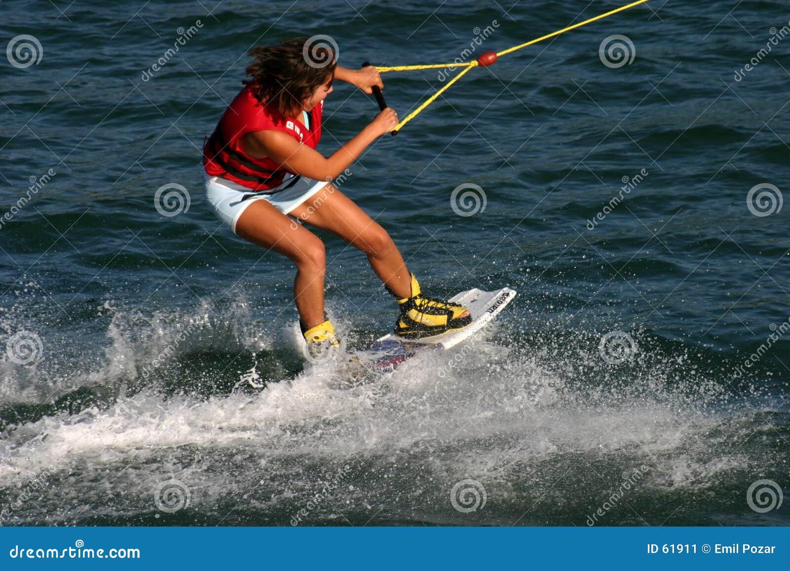 φορέας wakeboard