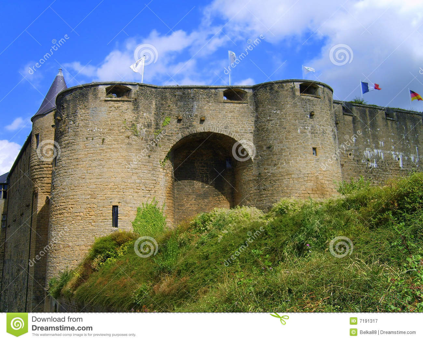 φορείο οχυρών