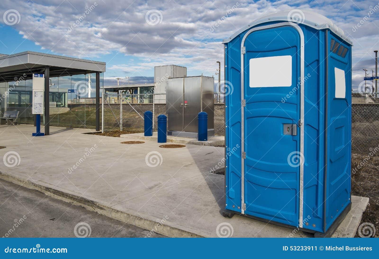 φορητές τουαλέτες