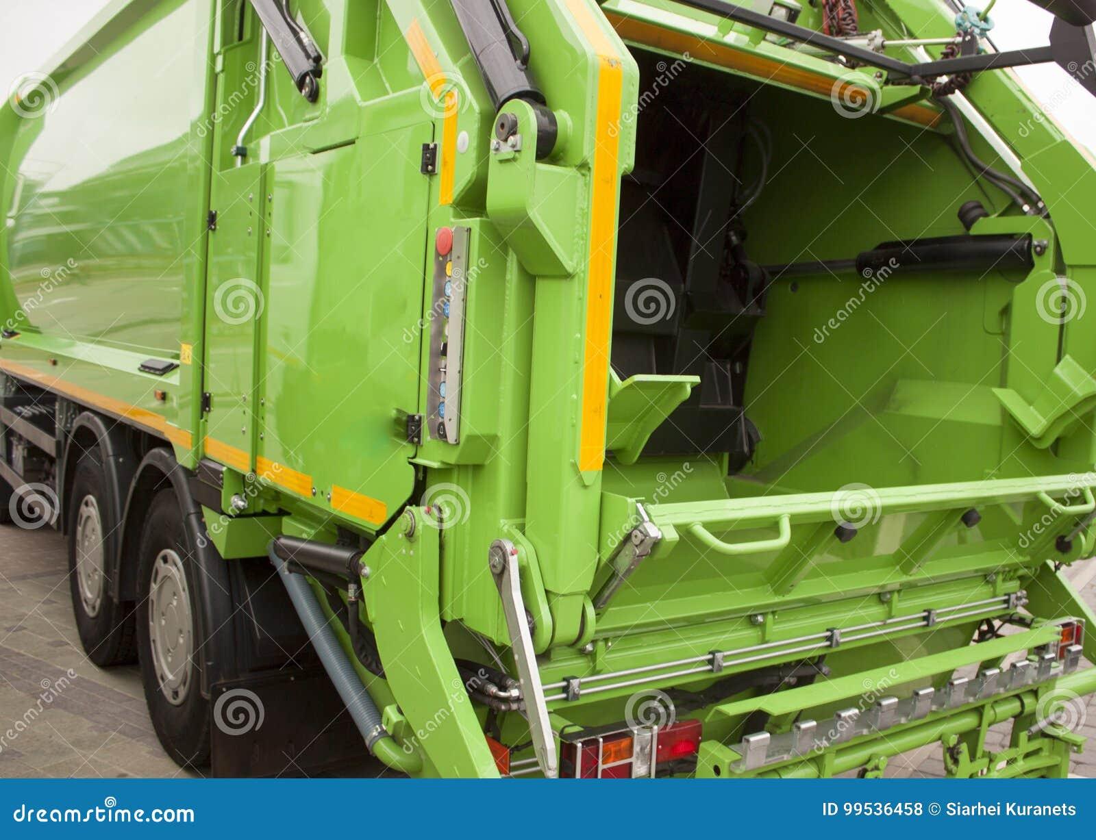 Φορτηγό απορριμάτων