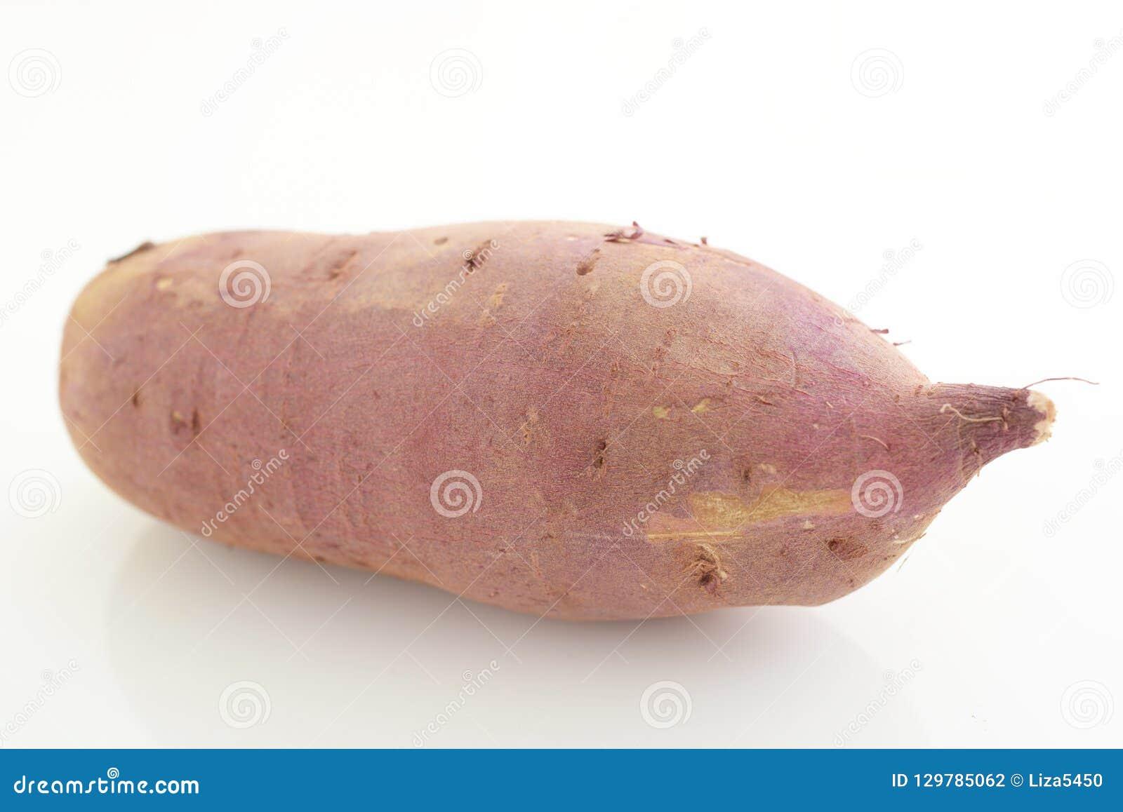 Φρέσκια γλυκιά πατάτα