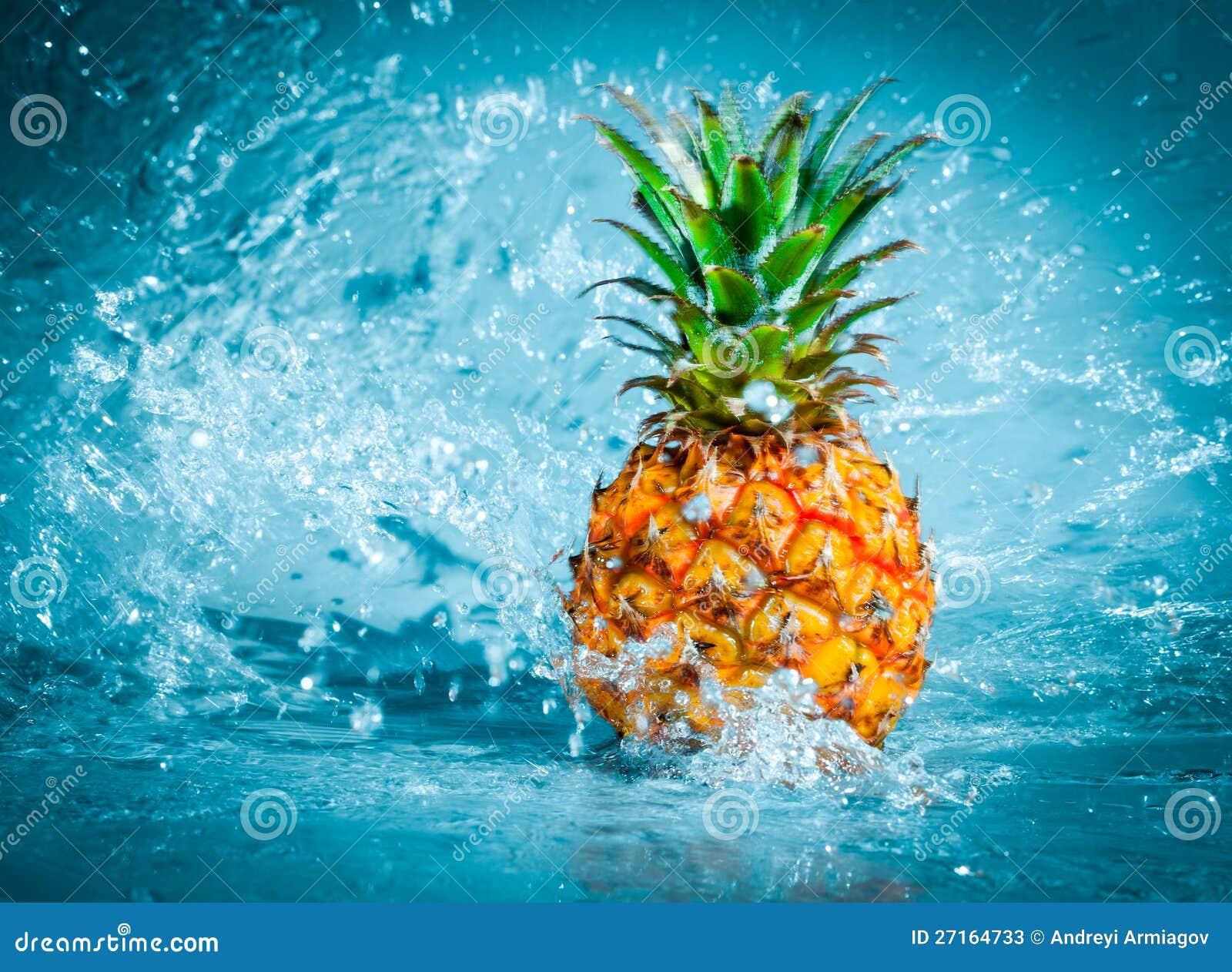 Φρέσκος ανανάς