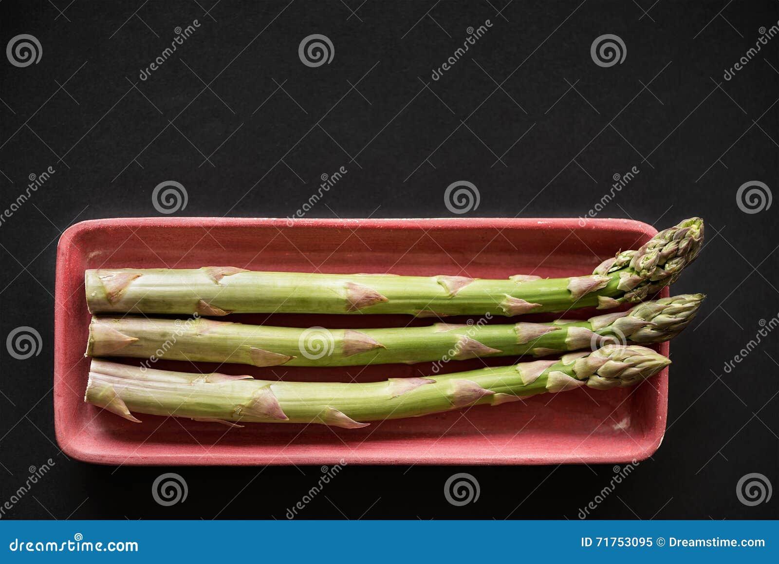 φρέσκος πράσινος σπαραγ&gamm