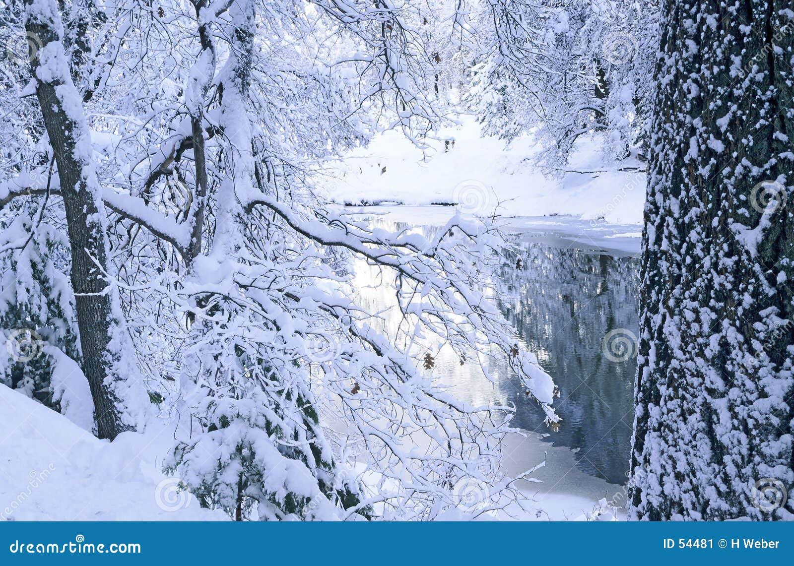 φρέσκο χιόνι
