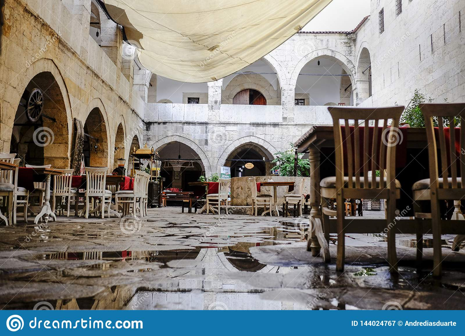 Φραγμός ξενοδοχείων σε Safranbolu