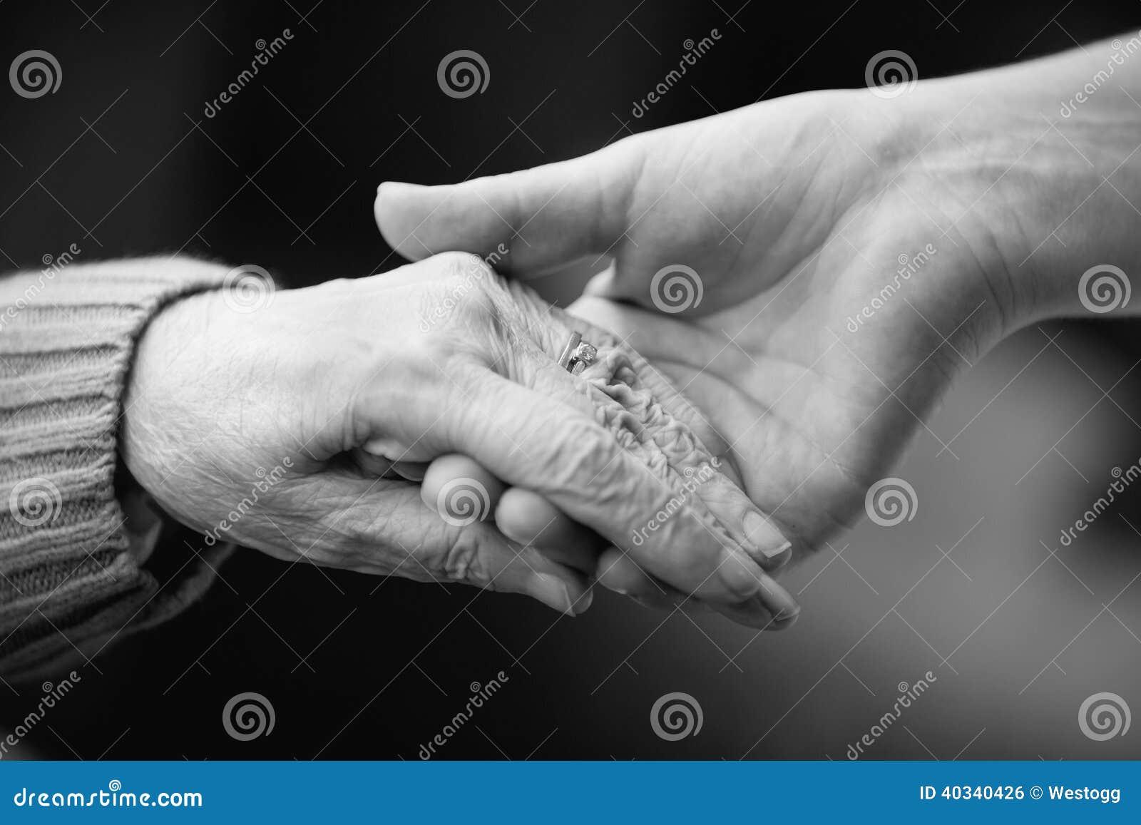 Φροντίδα για τους ηλικιωμένους