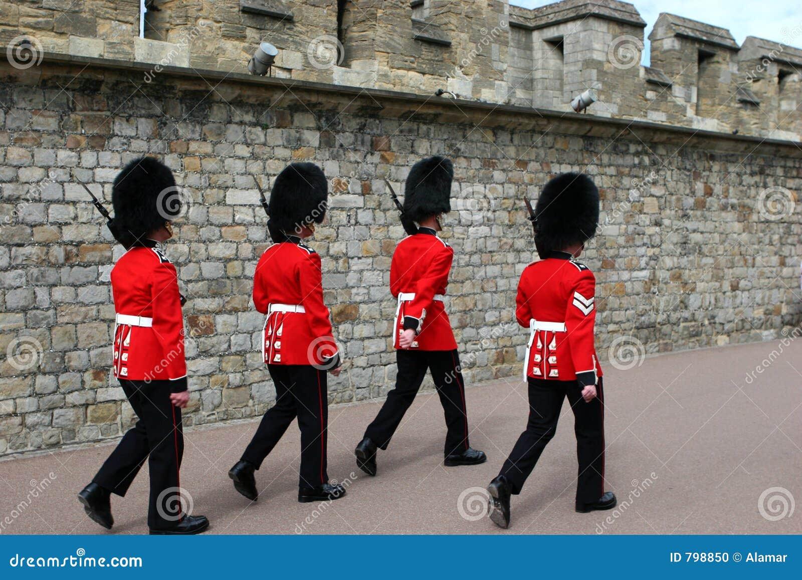 φρουρές σκωτσέζικα