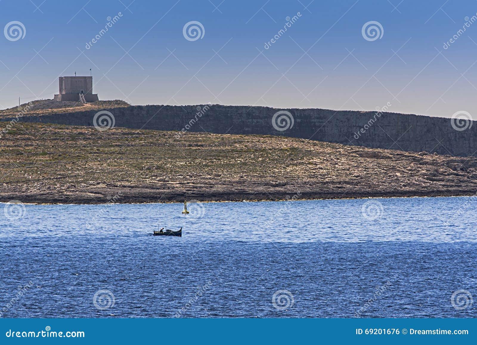 Φρουρημένος ψαράς