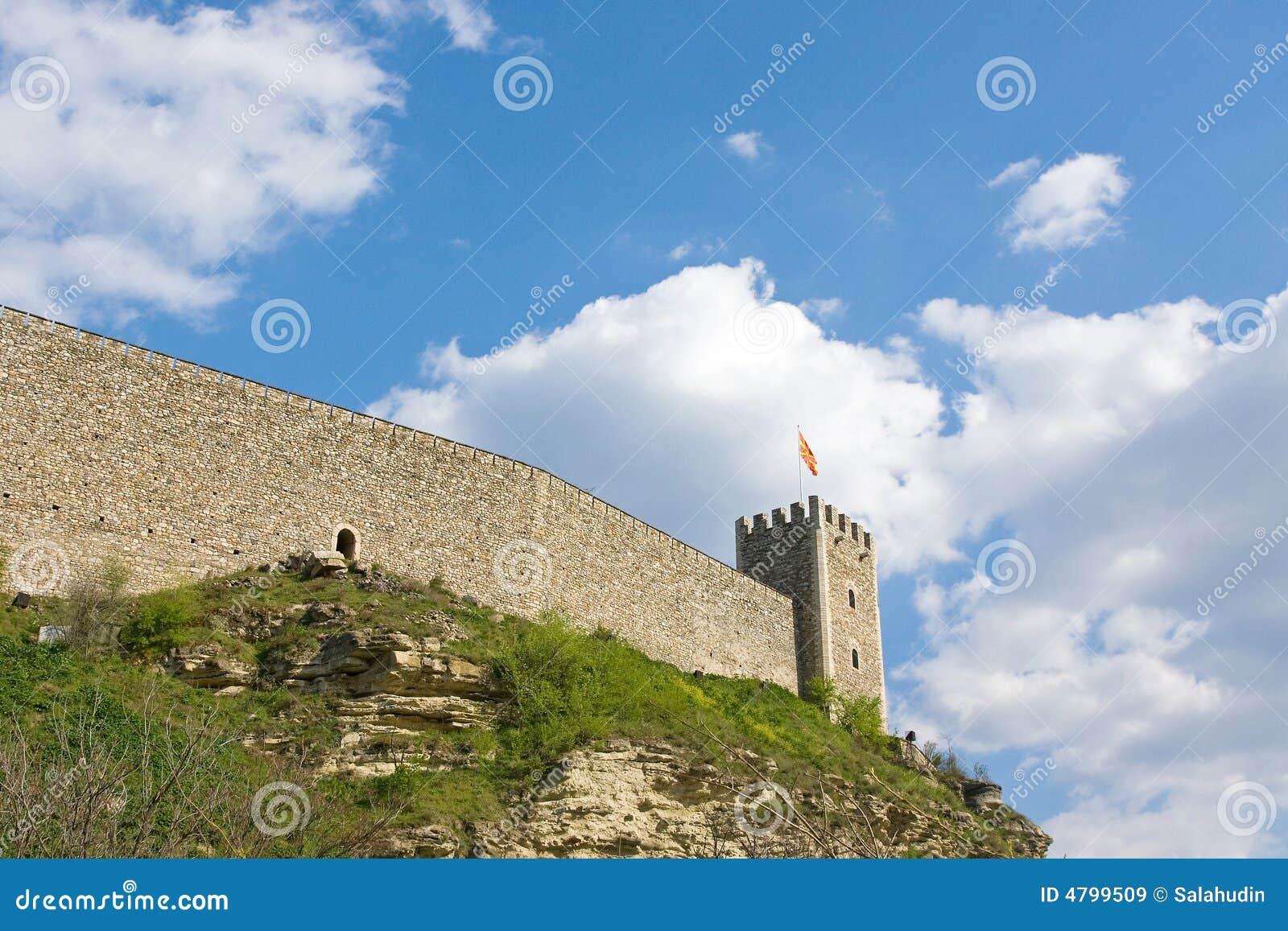 φρούριο Μακεδονία