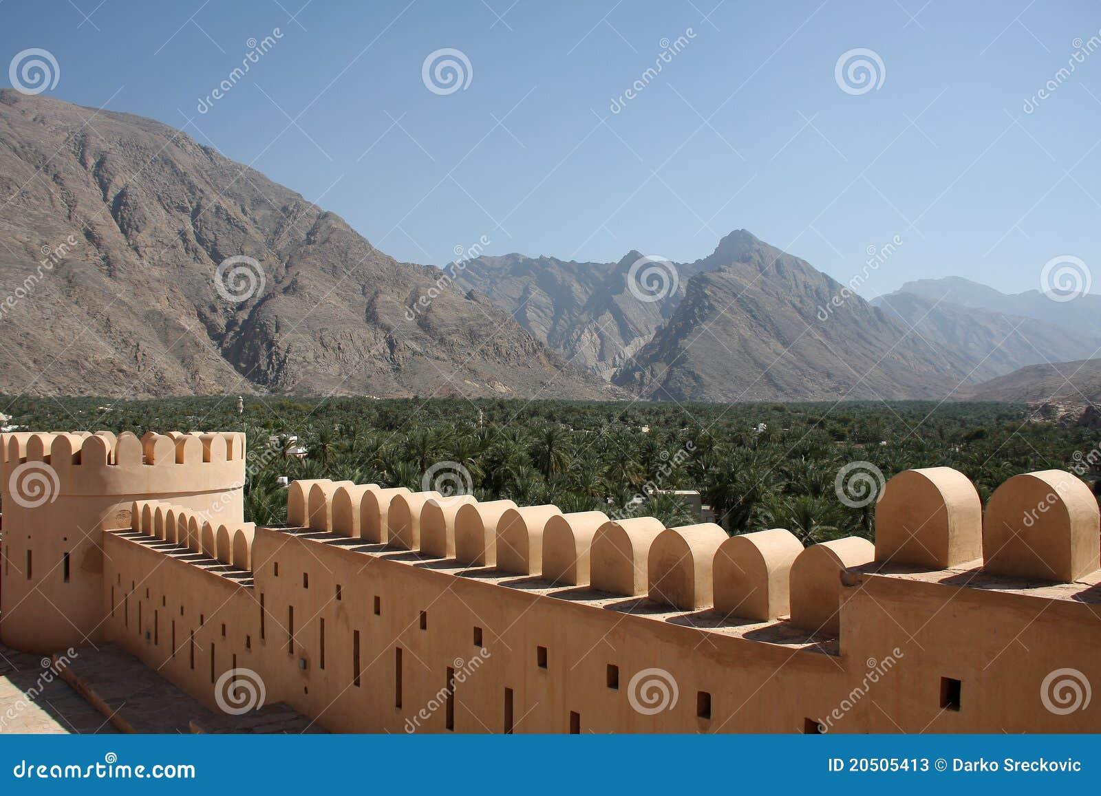 φρούριο Ομάν