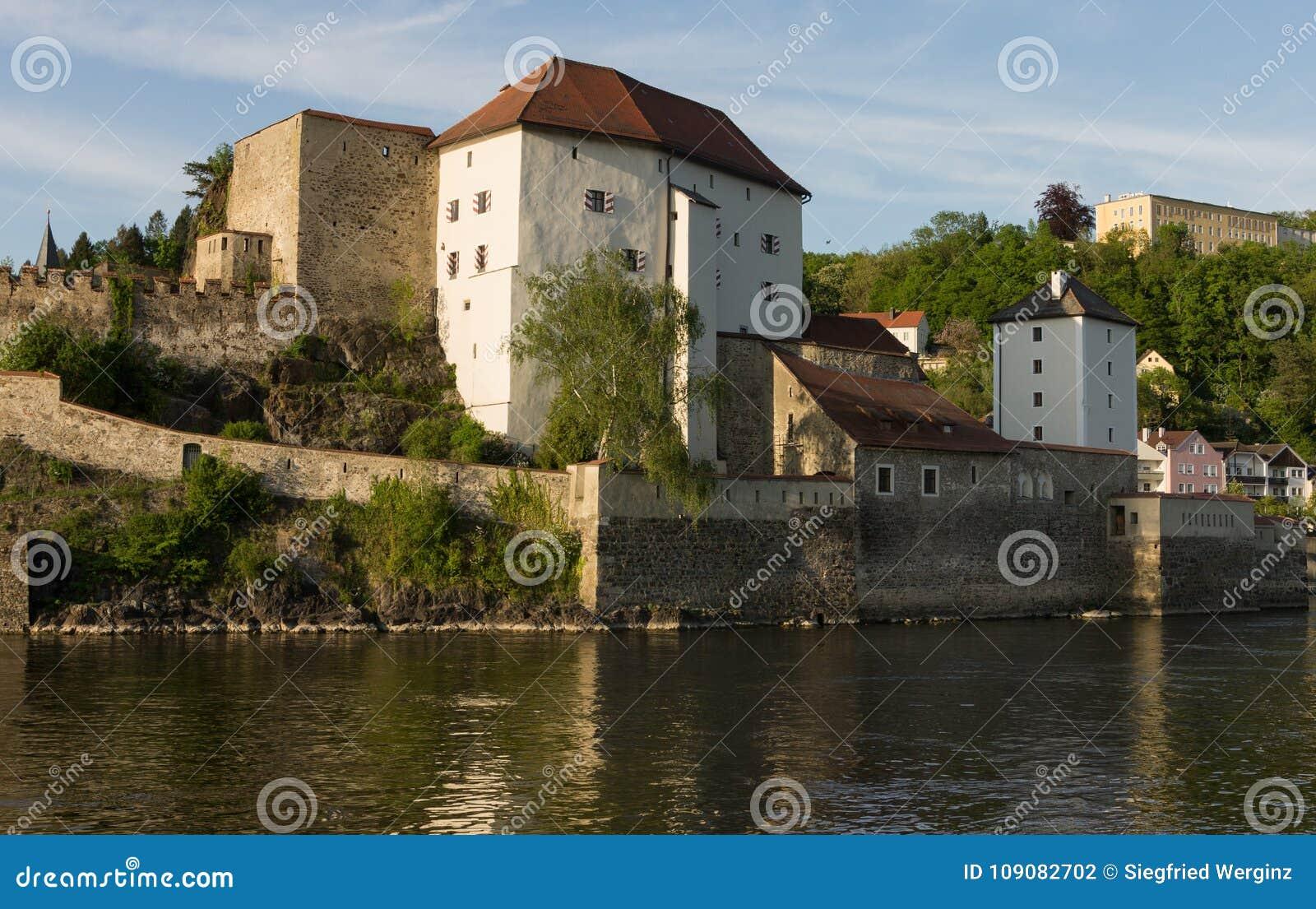 Φρούριο Oberhaus Πάσσαου