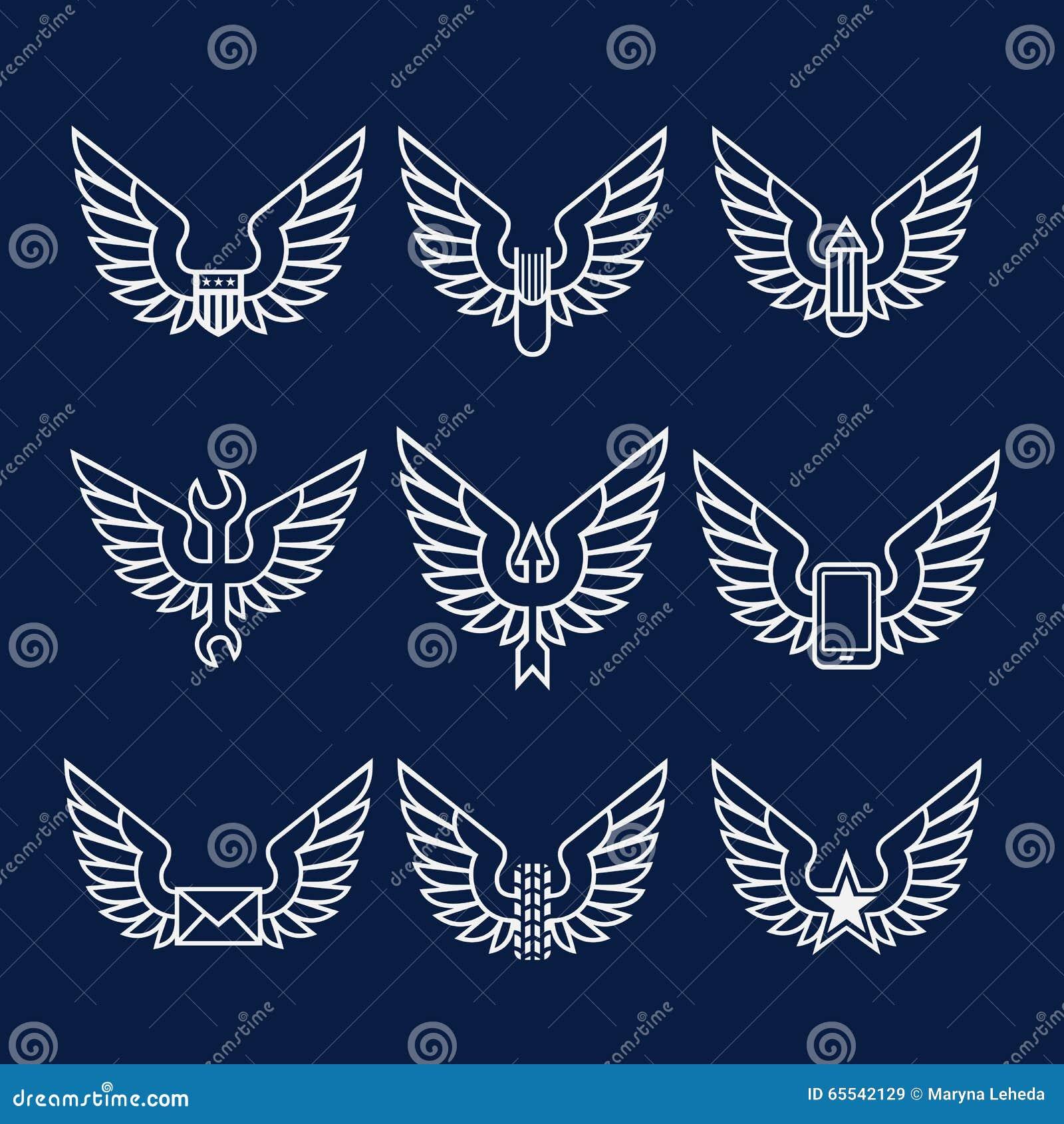 Φτερωτά εμβλήματα