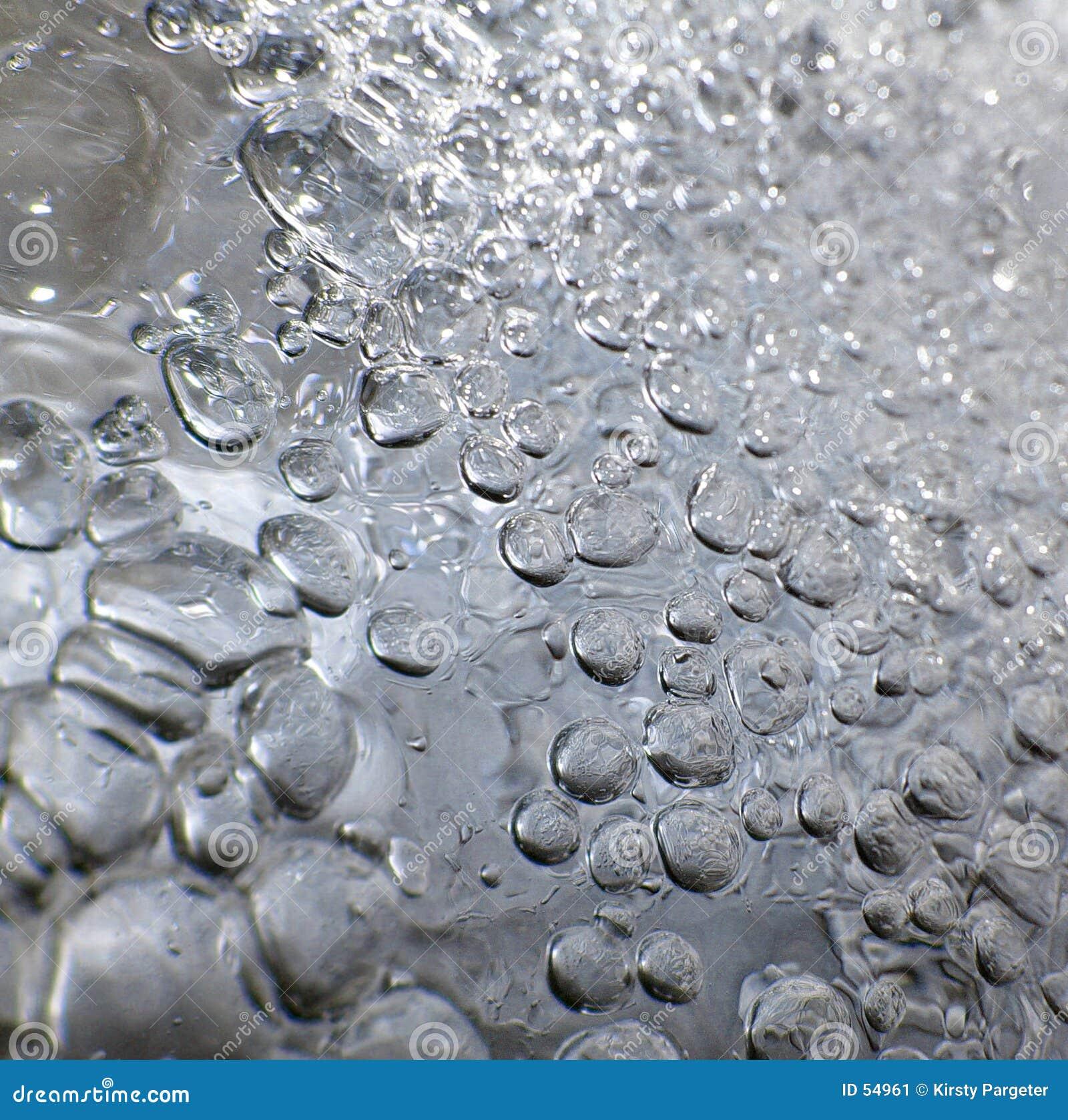 Download φυσαλίδες στοκ εικόνα. εικόνα από πτώση, υγρό, μακροεντολή - 54961