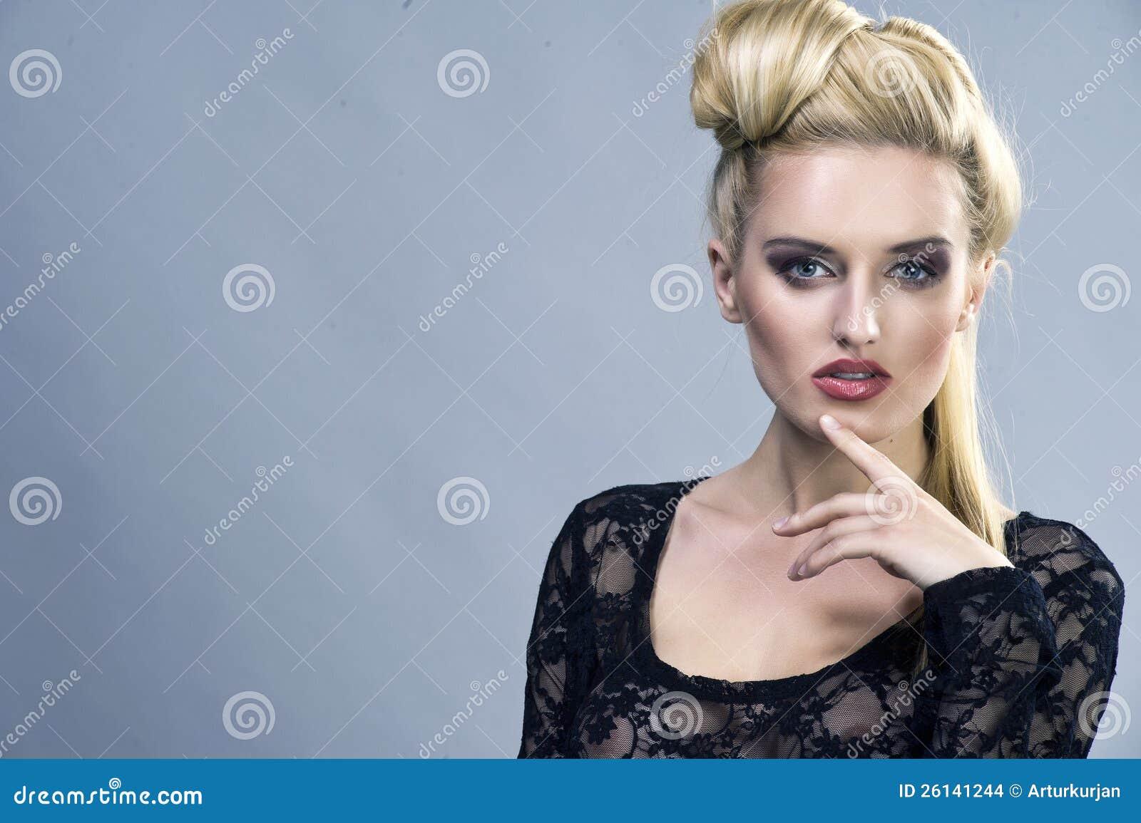 Φυσική ομορφιά ενός προσώπου γυναικών