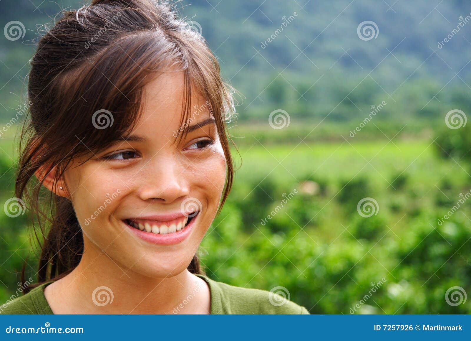 φυσικός υπαίθρια χαμογ&epsilo
