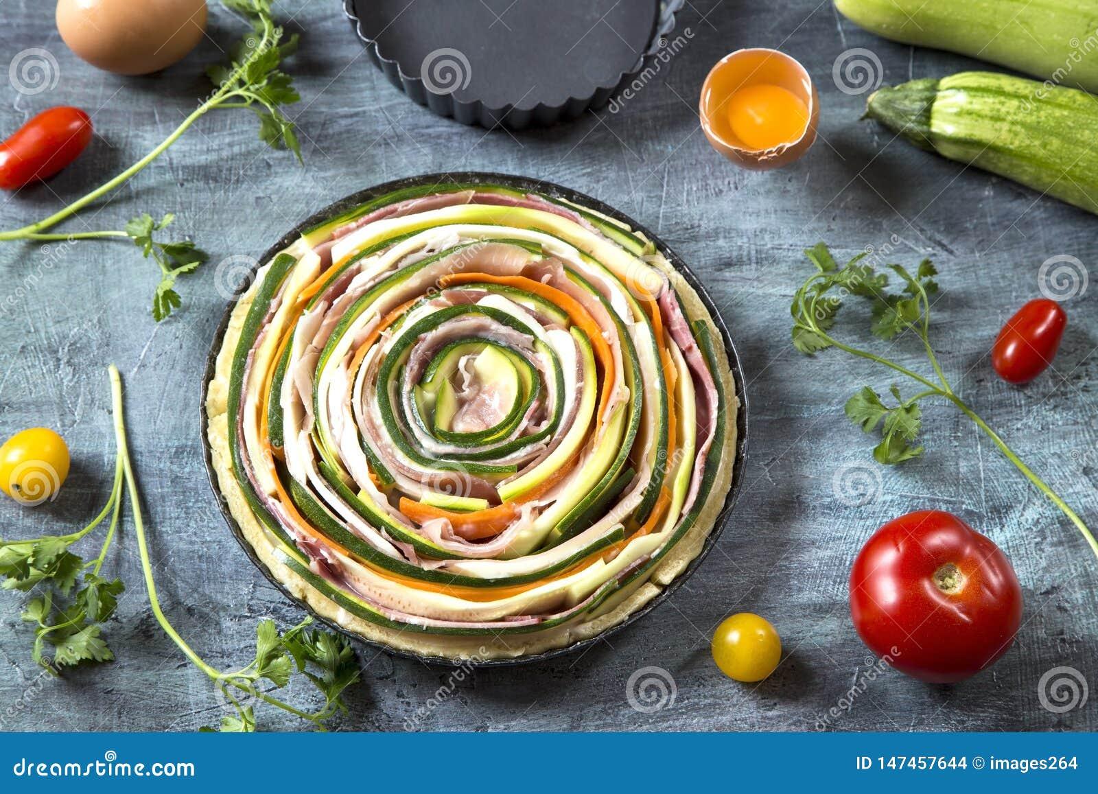 Φυτική πίτα