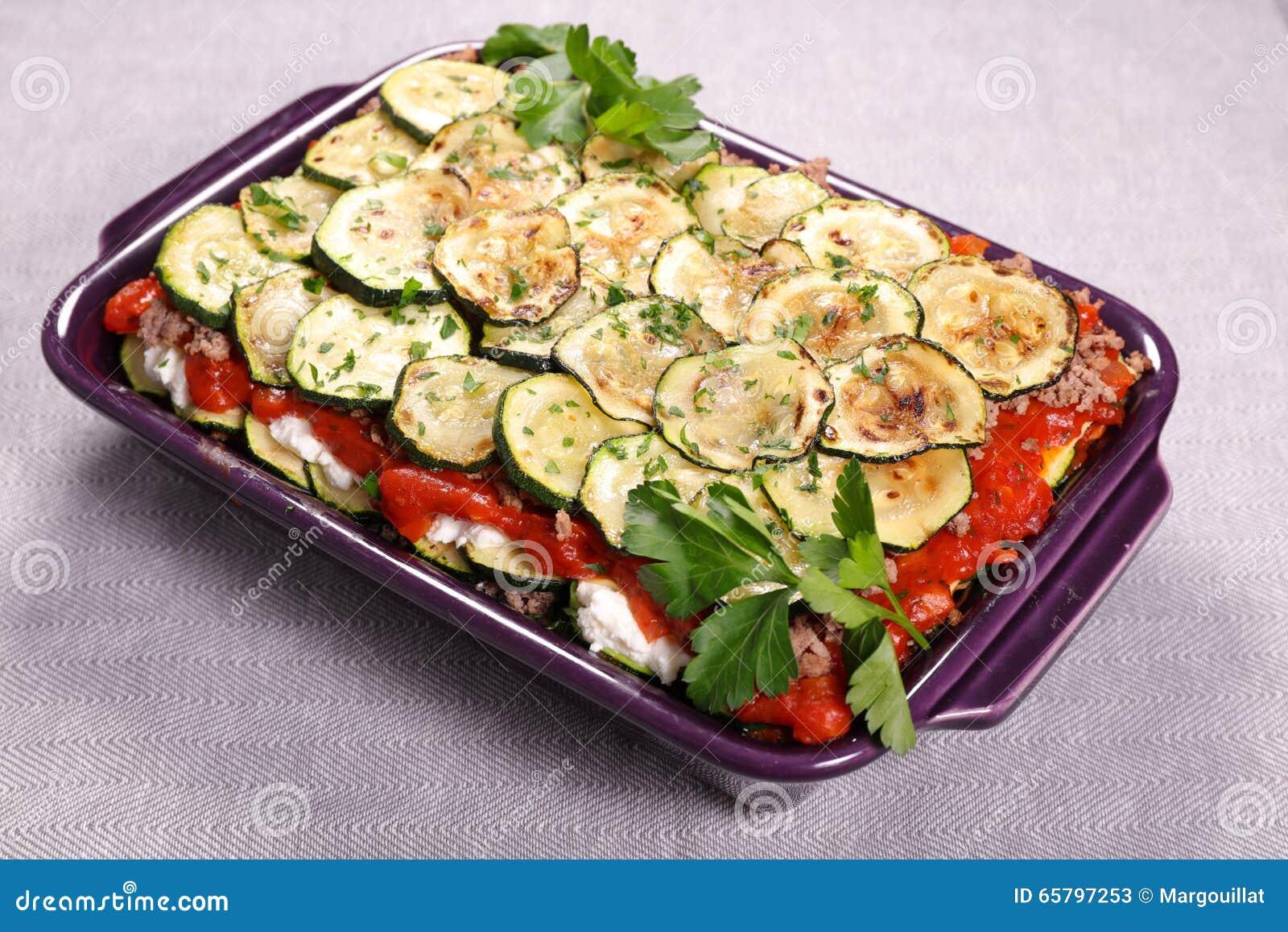 Φυτικό lasagna