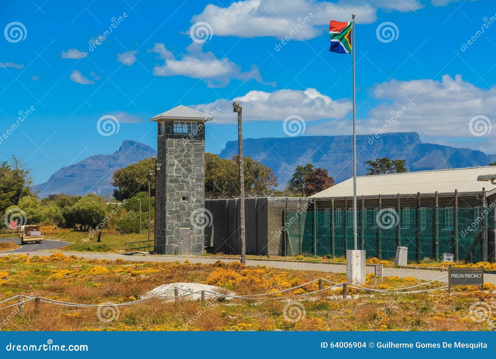 Φυλακή νησιών Robben