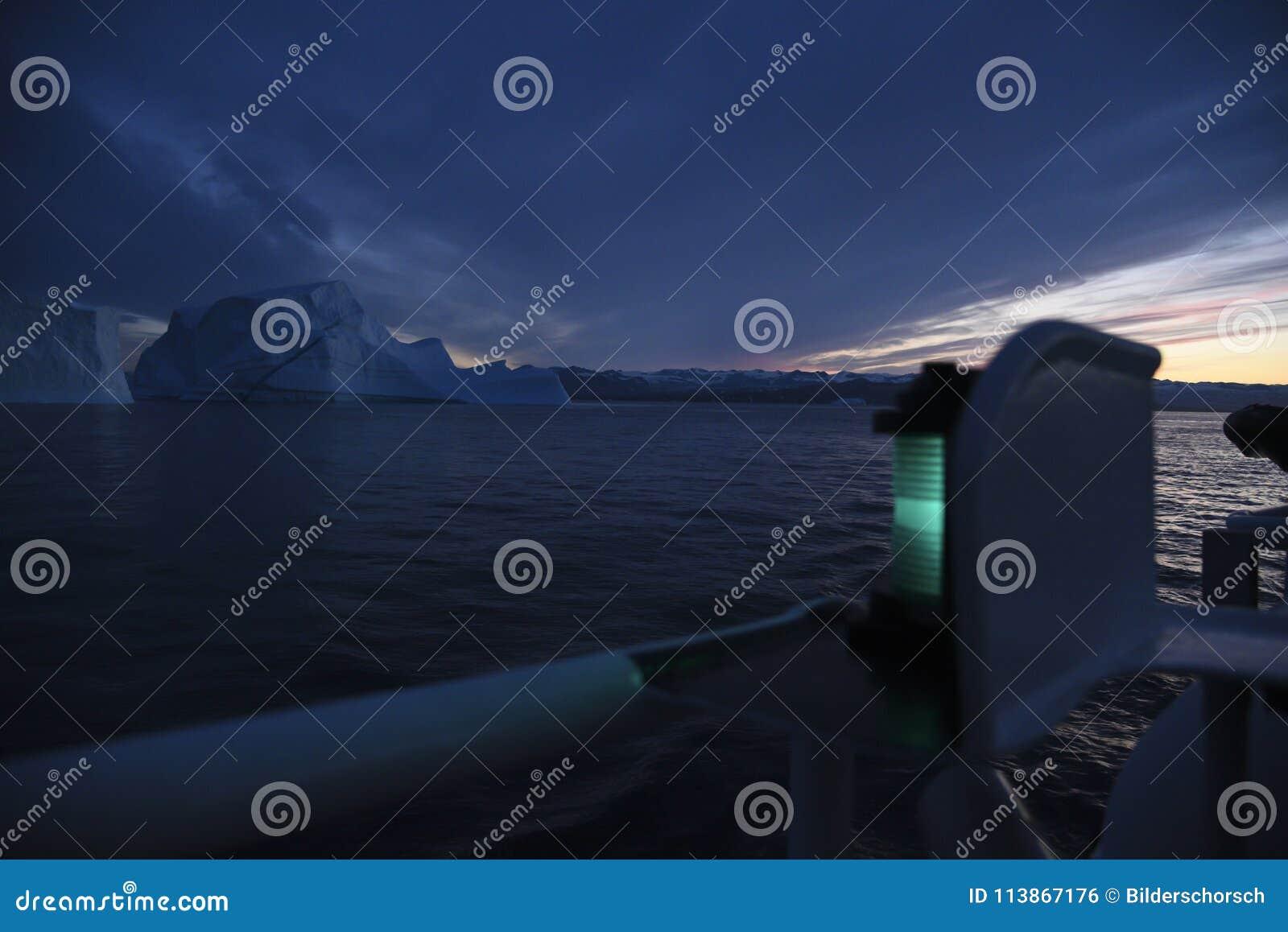 Φως ναυσιπλοΐας ενός σκάφους