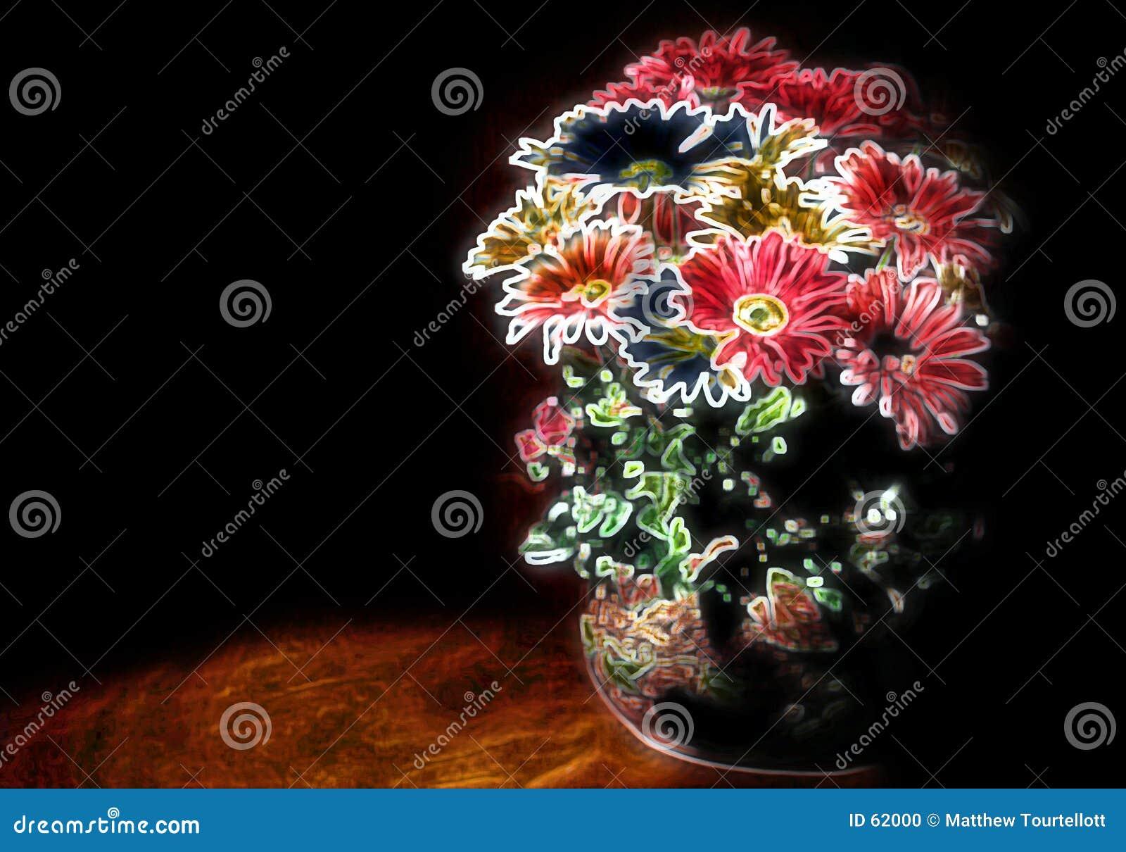 Download φως που χρωματίζεται στοκ εικόνες. εικόνα από floral, λουλούδια - 62000