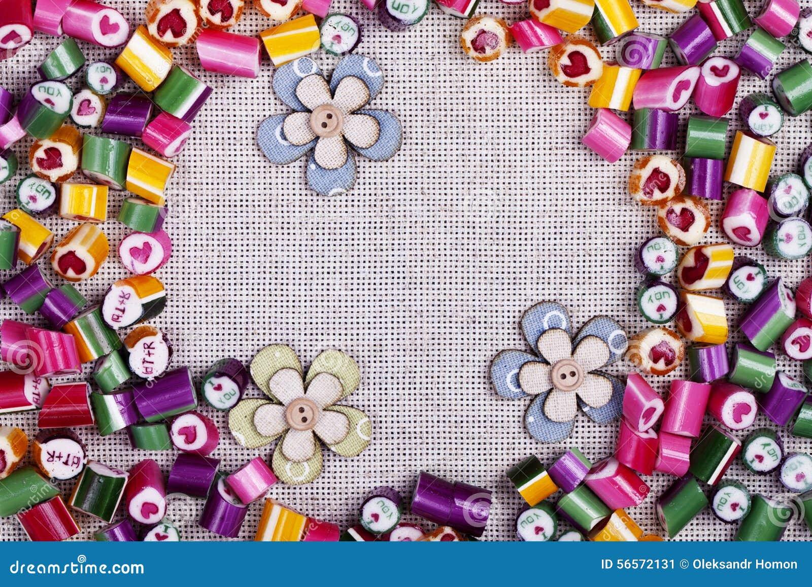 Download Φωτεινή καραμέλα καραμελών υποβάθρου Στοκ Εικόνα - εικόνα από ζελατίνα, lollipop: 56572131