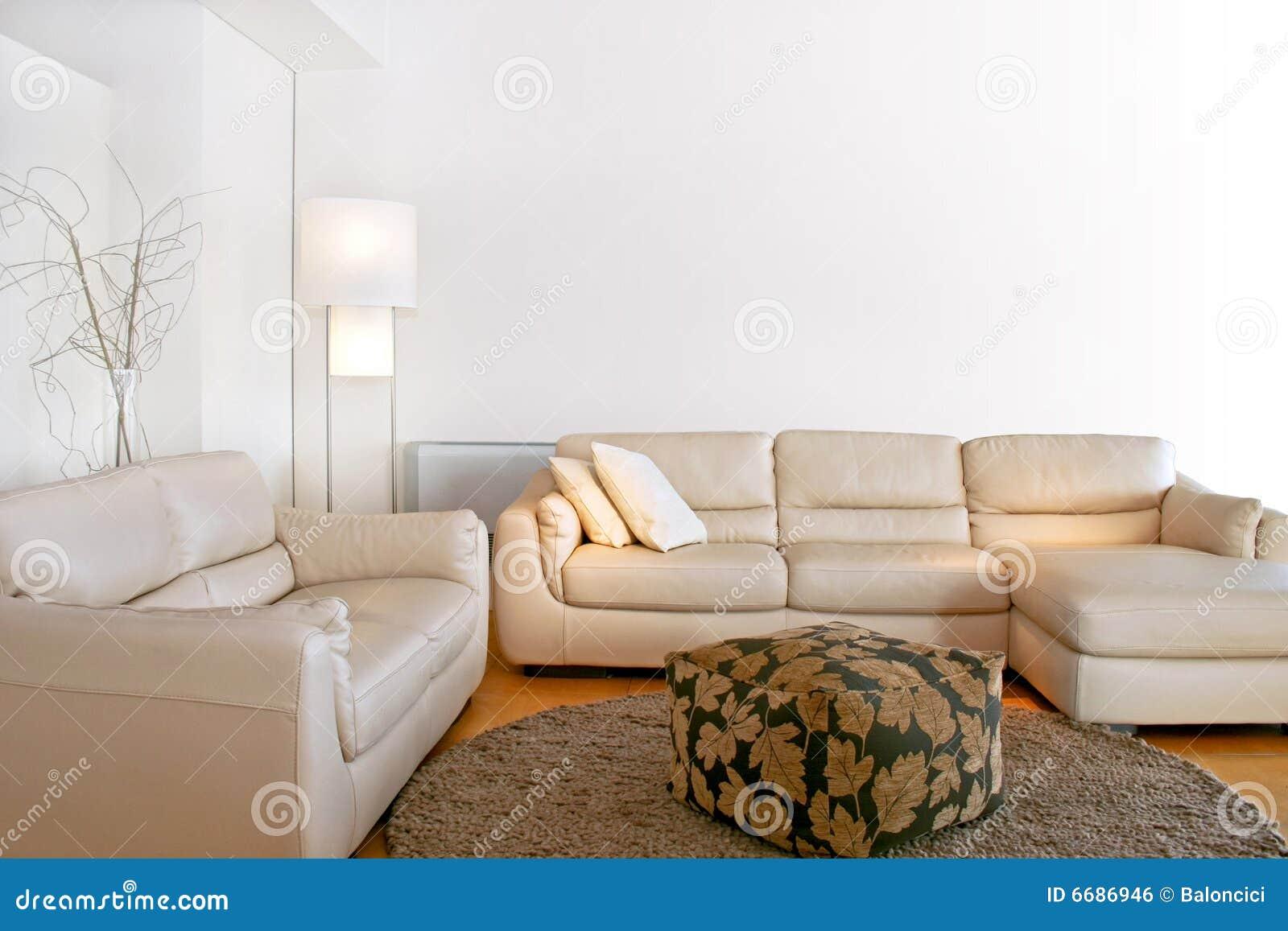 φωτεινό καθιστικό