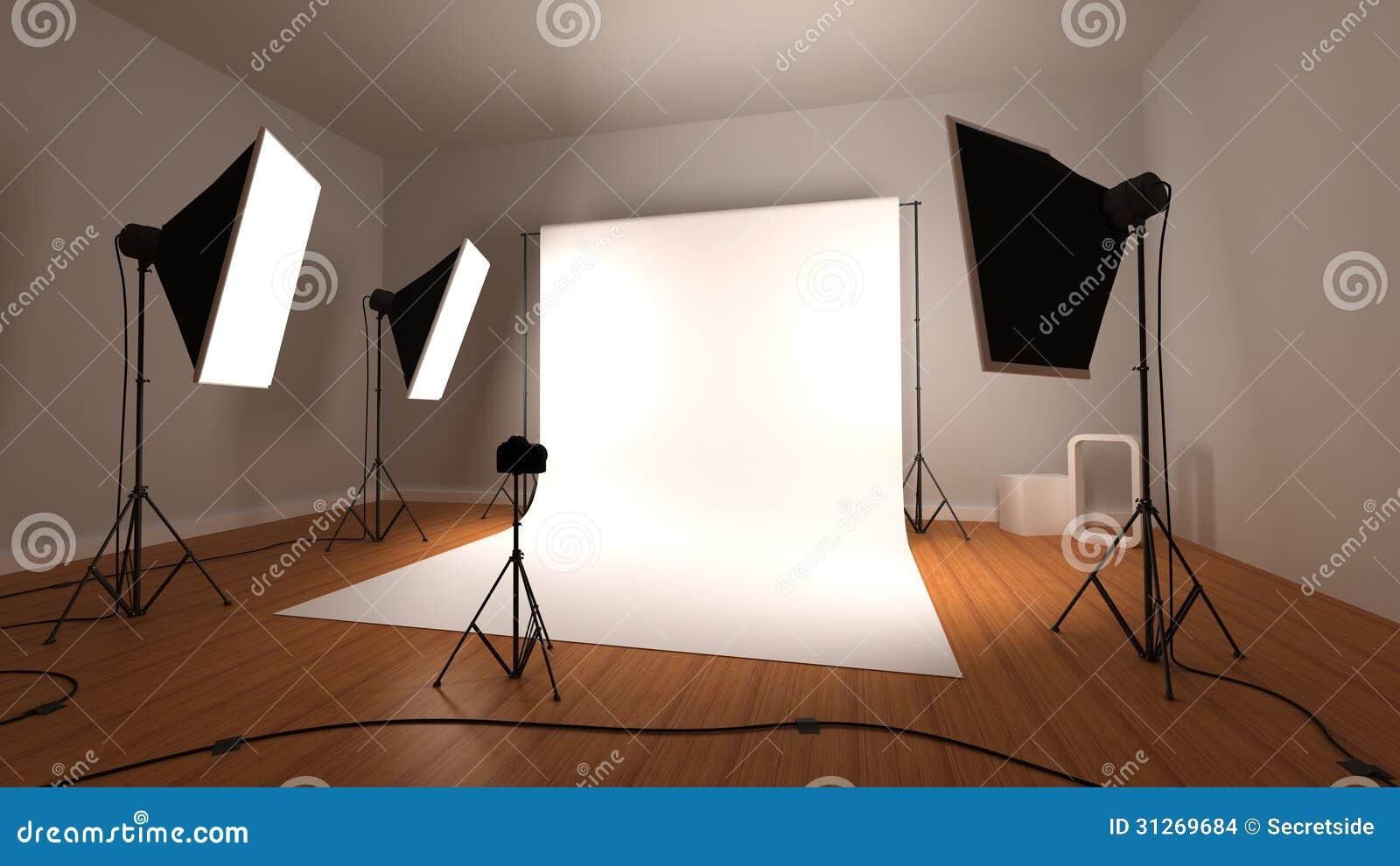 Φωτογραφικό στούντιο