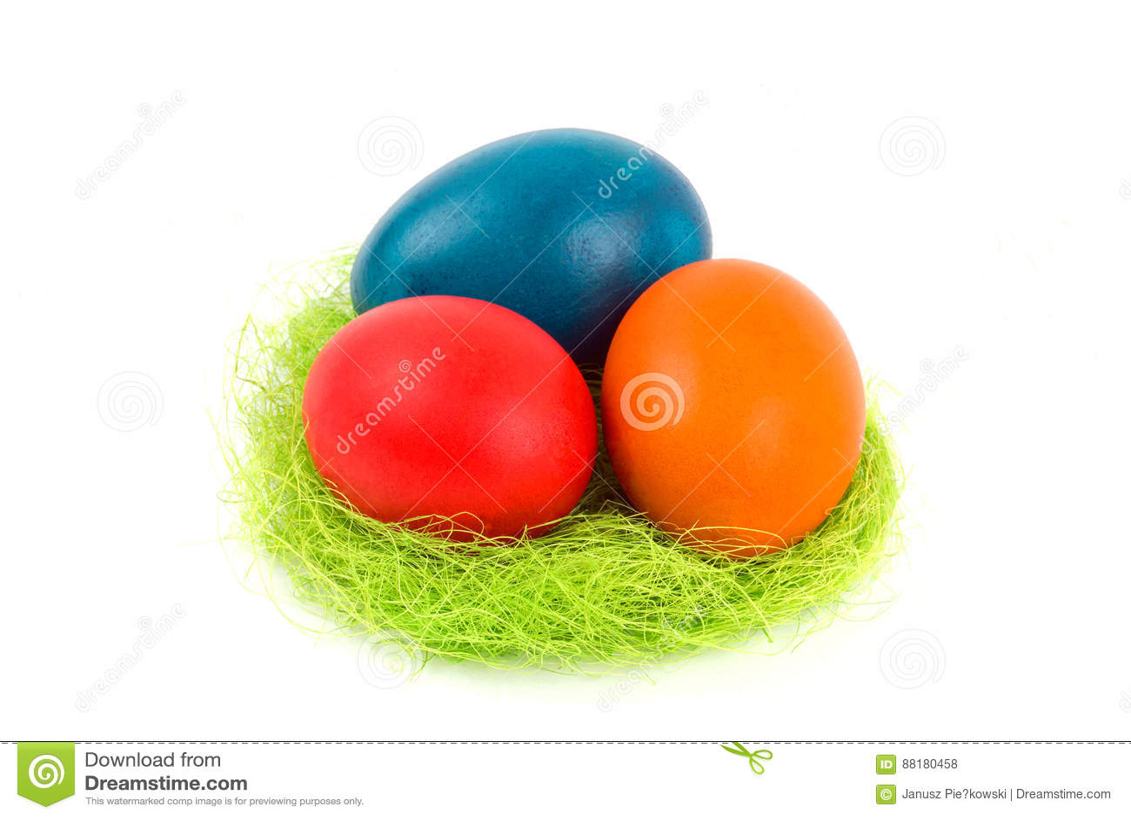 φωλιά αυγών Πάσχας