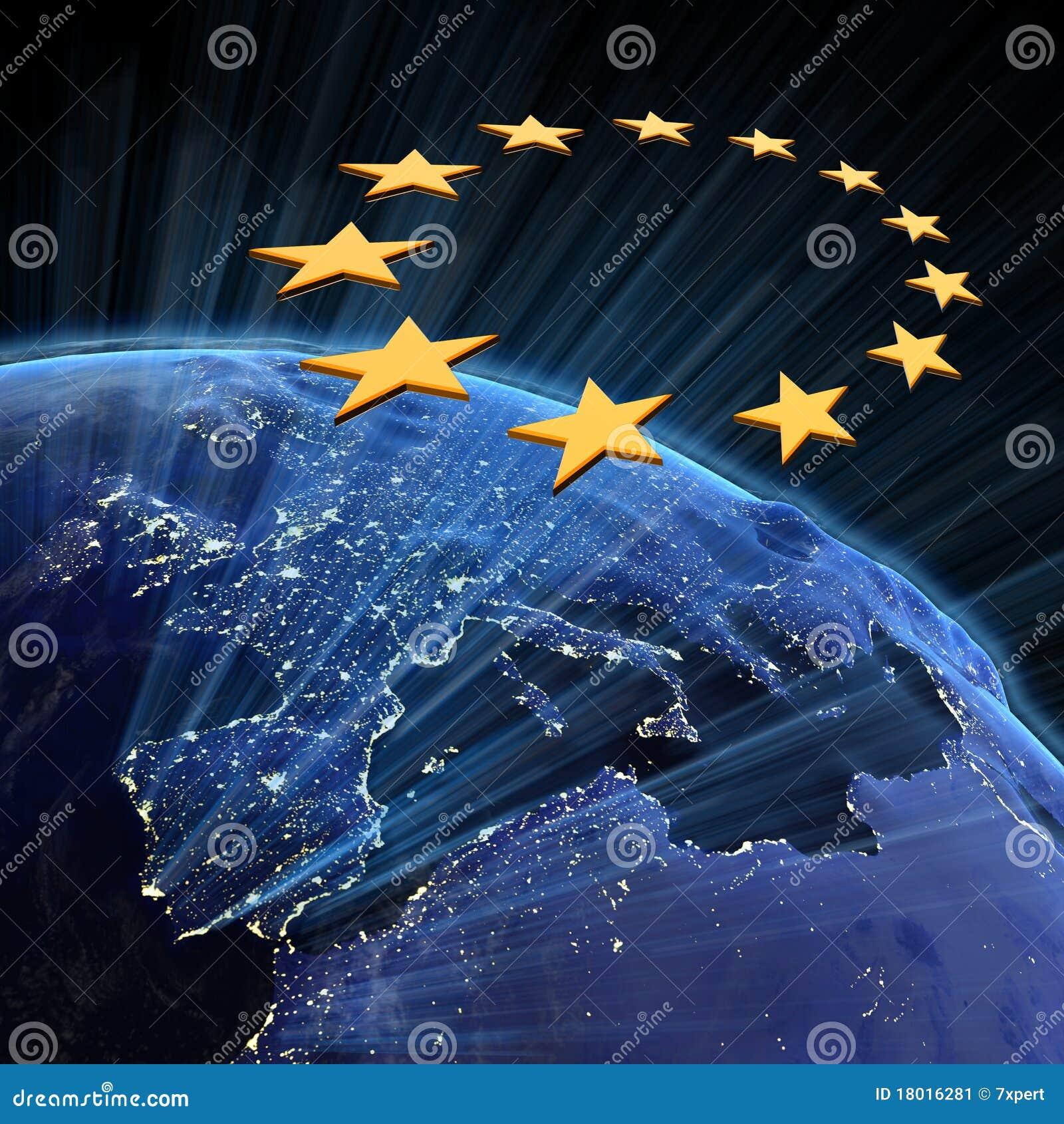 Φω τα πόλεων της Ευρωπαϊκής Ένωσης