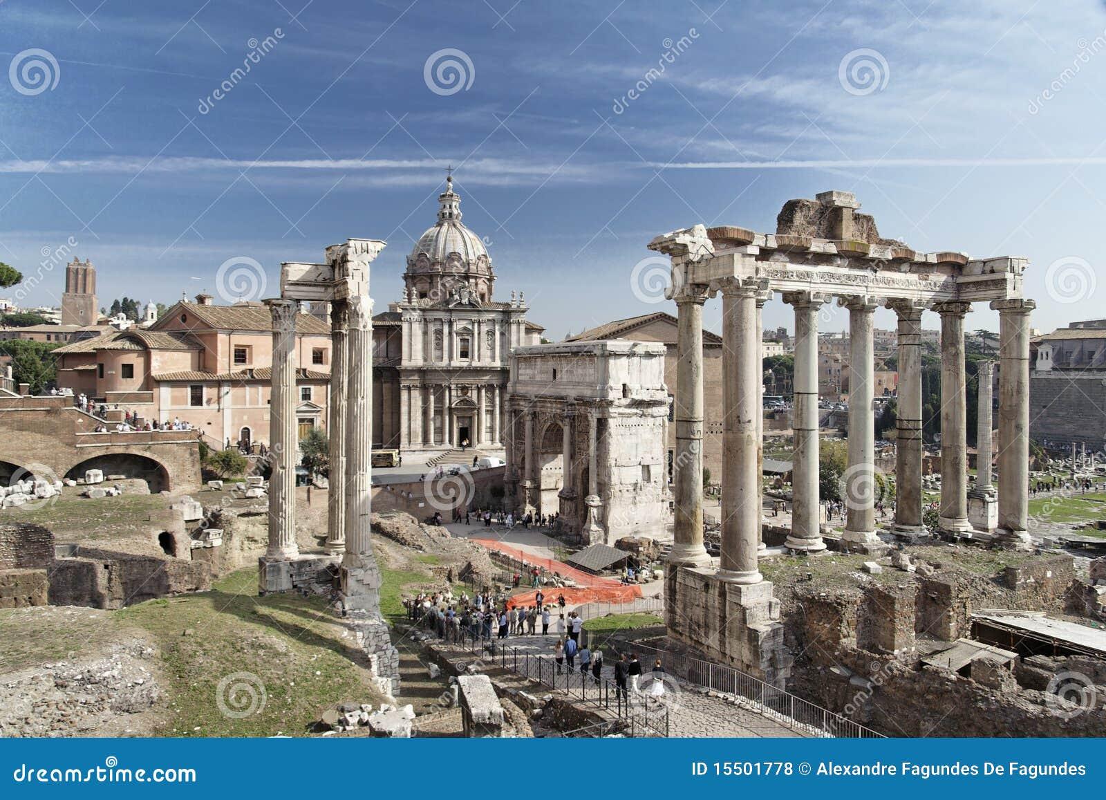 φόρουμ ρωμαϊκή Ρώμη