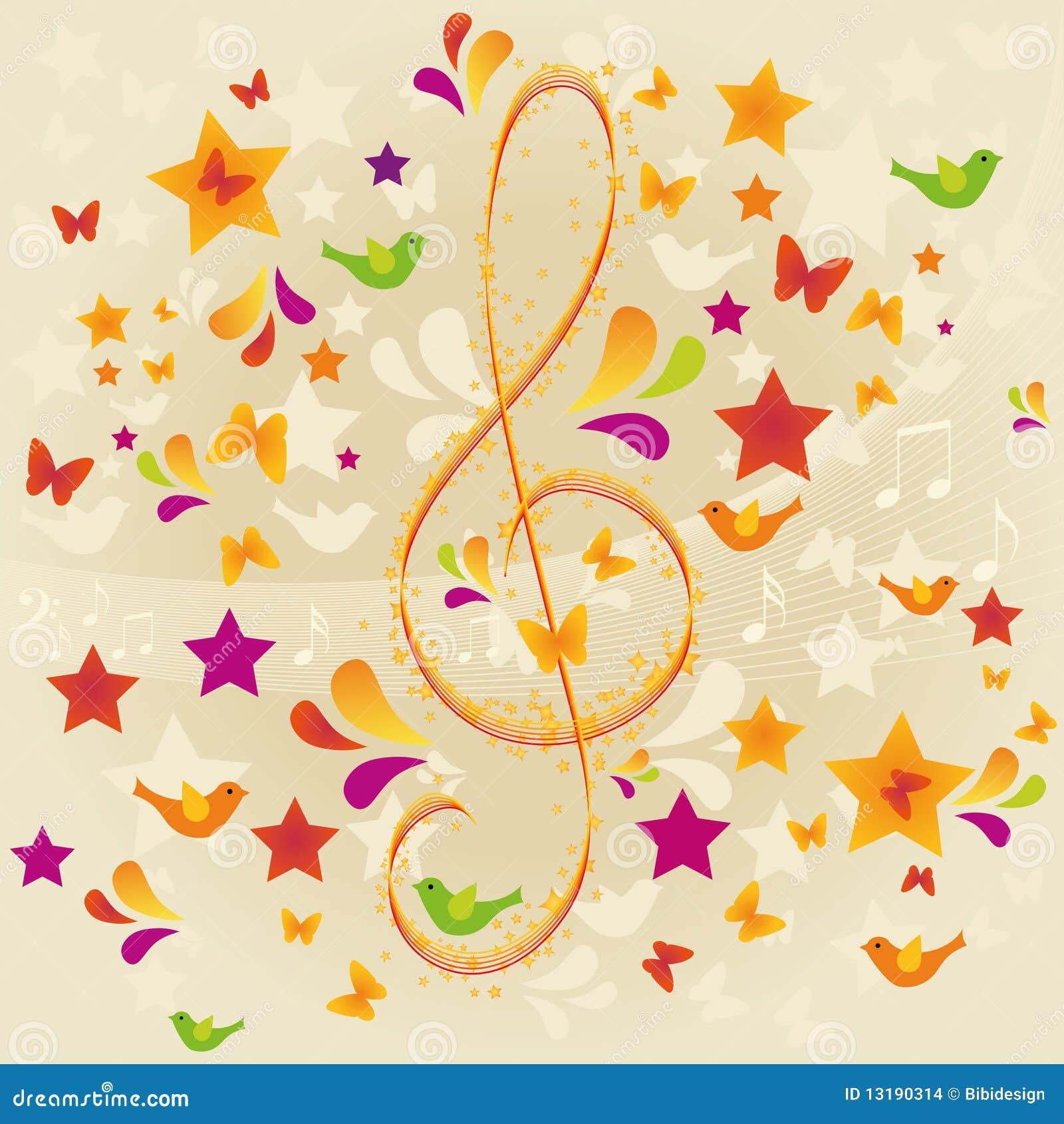 φύση s μουσικής