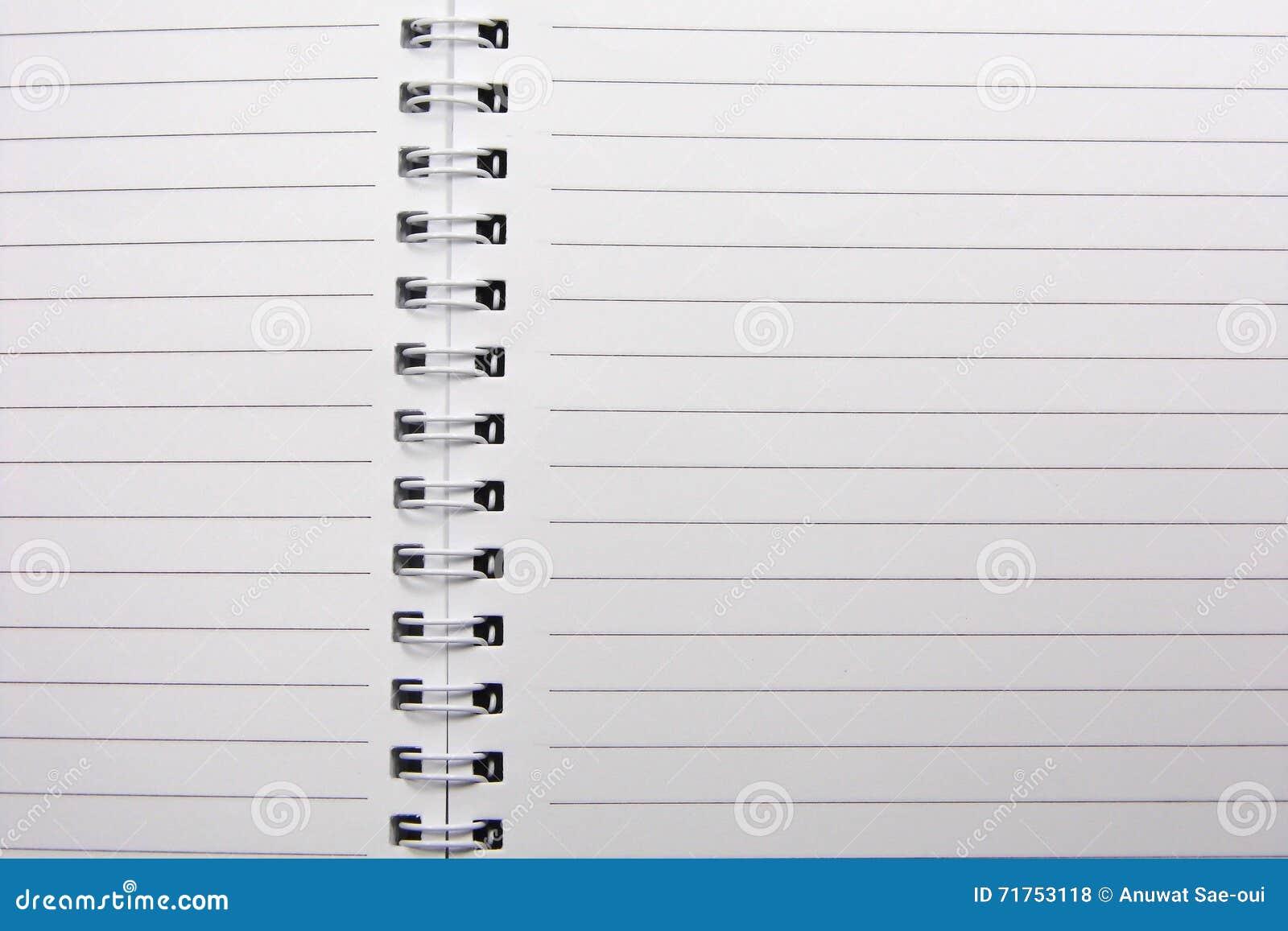 Φύλλο του σημειωματάριου