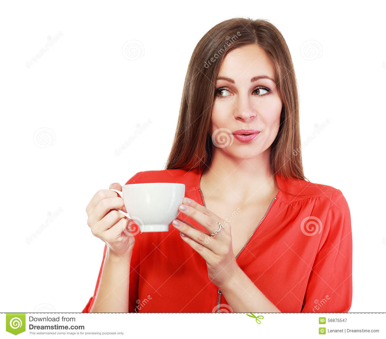 Φλυτζάνι καφέ γυναικών